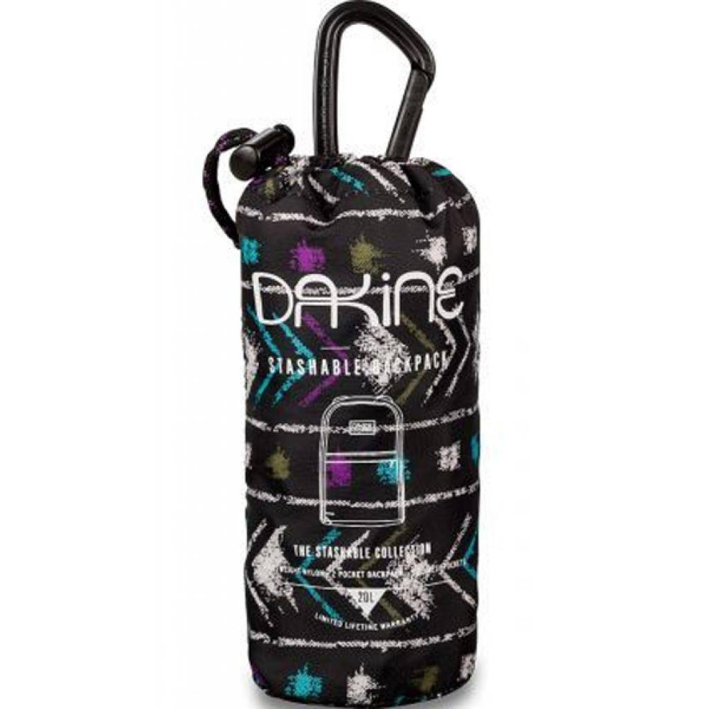 Рюкзак Dakine Womens Stashable Backpack 20L Sienna 8350-471 (610934898149) изображение 4