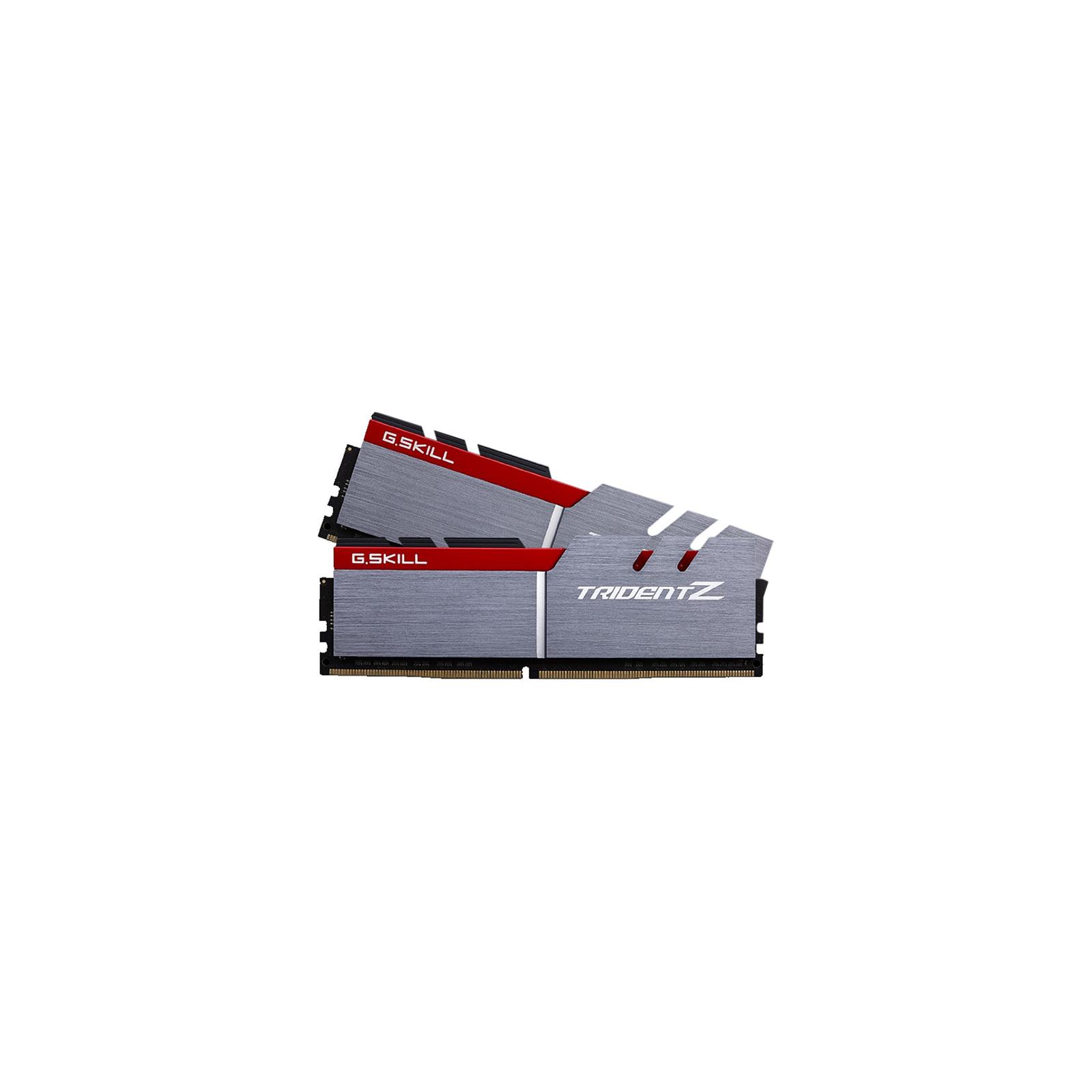 Модуль памяти для компьютера DDR4 16GB (2x8GB) 2800 MHz Trident Z G.Skill (F4-2800C15D-16GTZB) изображение 2