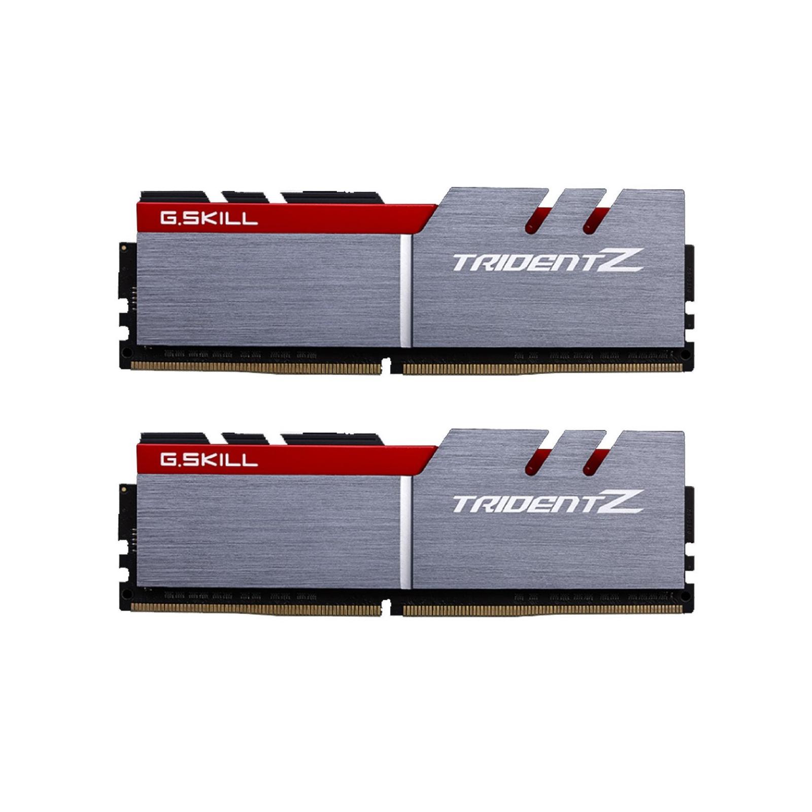 Модуль памяти для компьютера DDR4 16GB (2x8GB) 2800 MHz Trident Z G.Skill (F4-2800C15D-16GTZB)