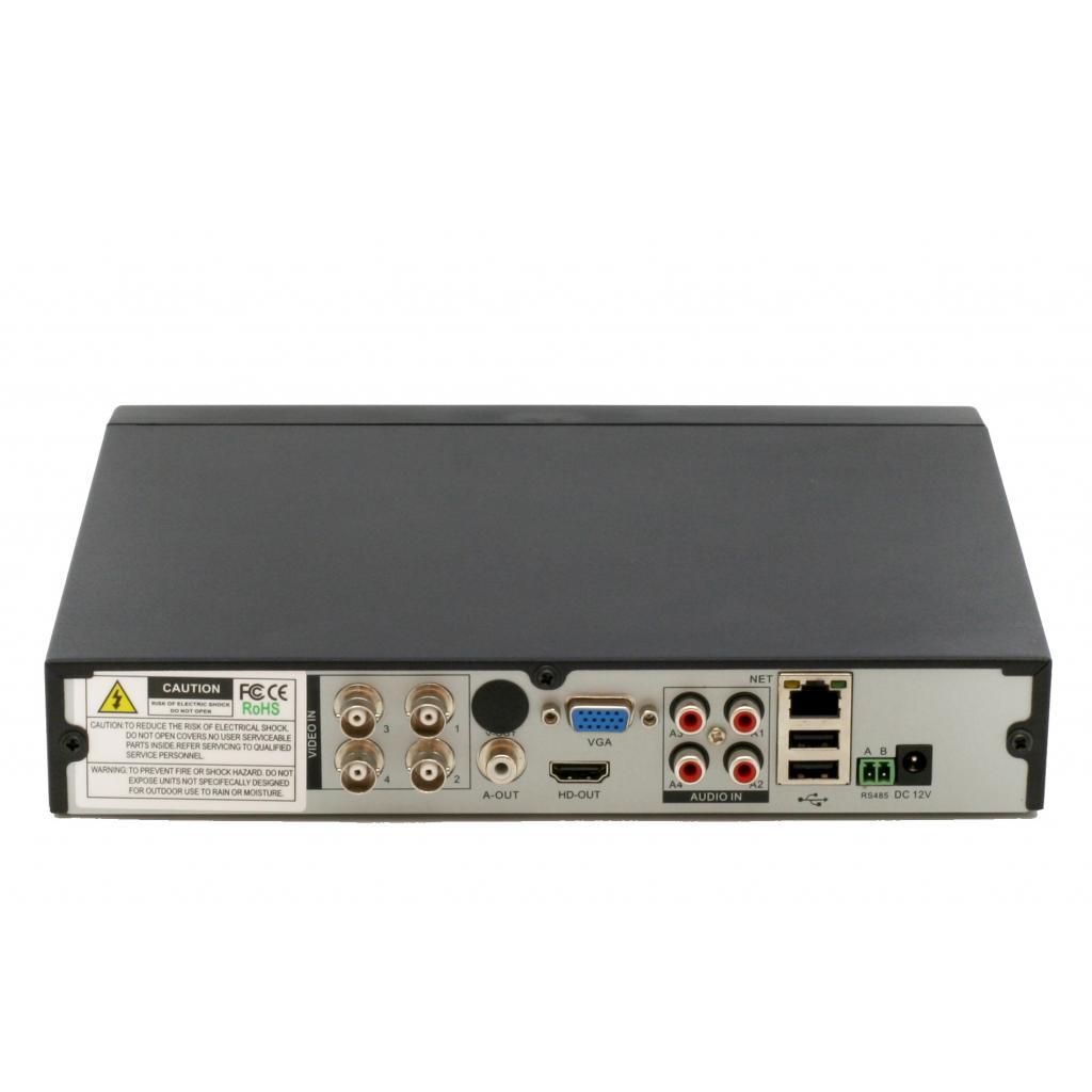 Регистратор для видеонаблюдения GreenVision AHD GV-A-S026/04 (4136) изображение 4
