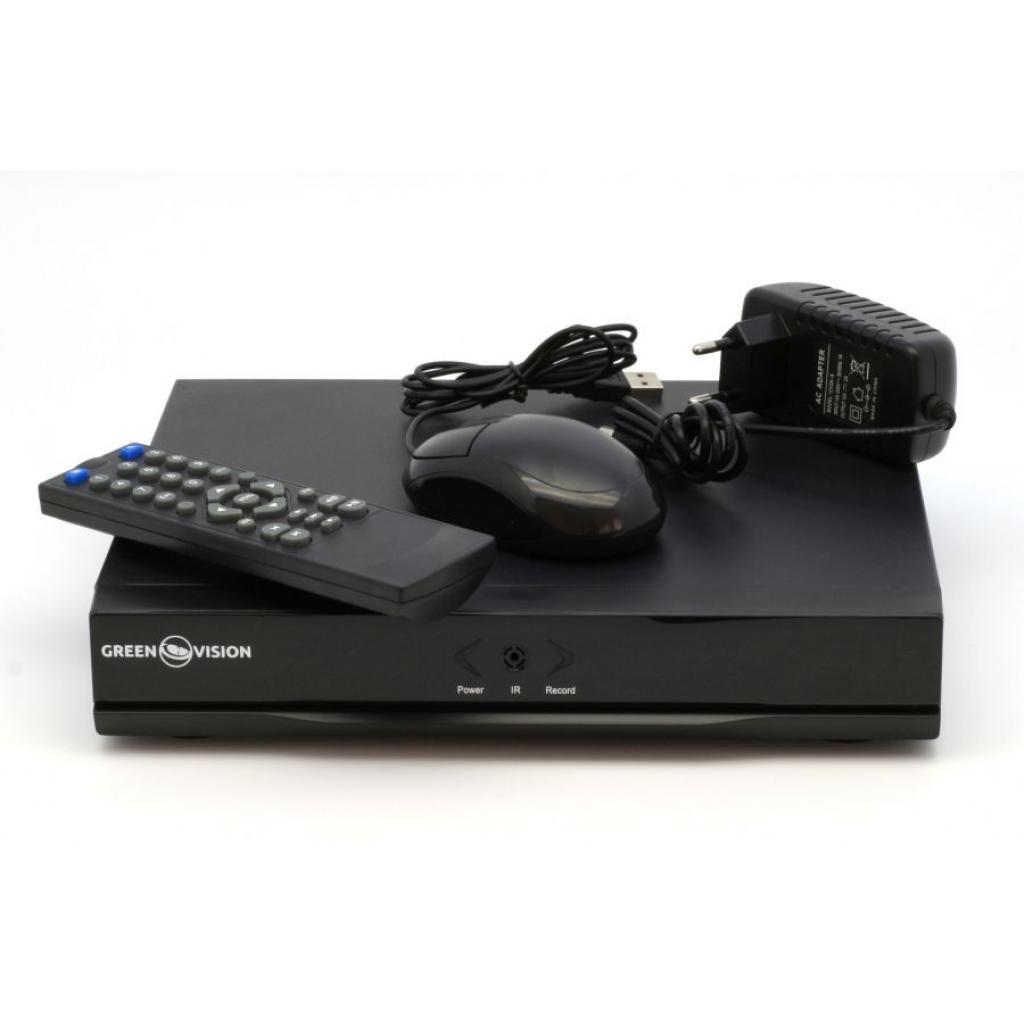 Регистратор для видеонаблюдения GreenVision AHD GV-A-S026/04 (4136) изображение 5