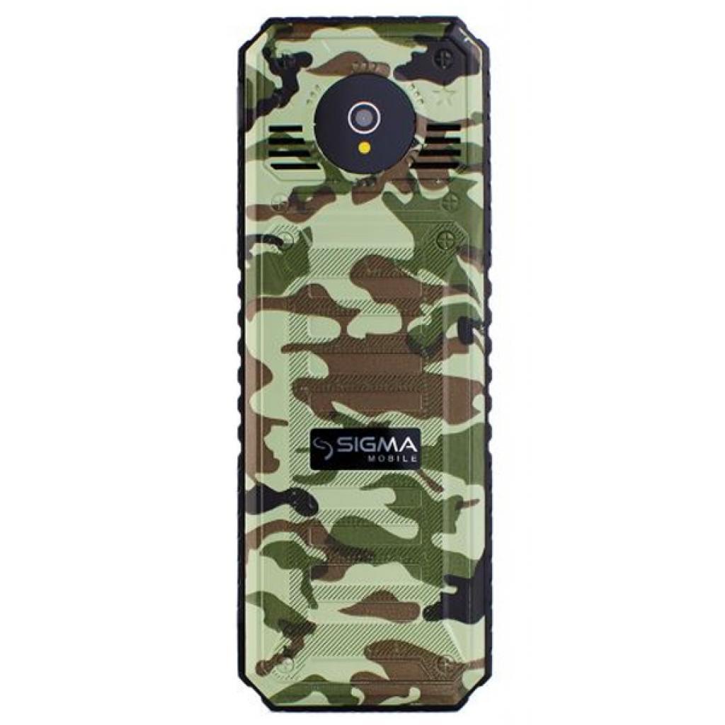 Мобильный телефон Sigma X-style 11 Dual Sim Green Camouflage (4827798327210) изображение 2
