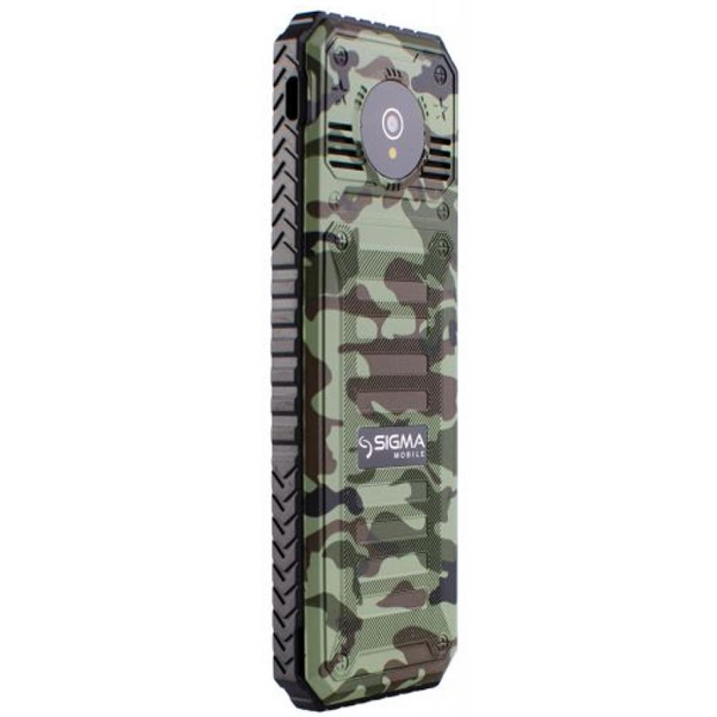 Мобильный телефон Sigma X-style 11 Dual Sim Green Camouflage (4827798327210) изображение 3