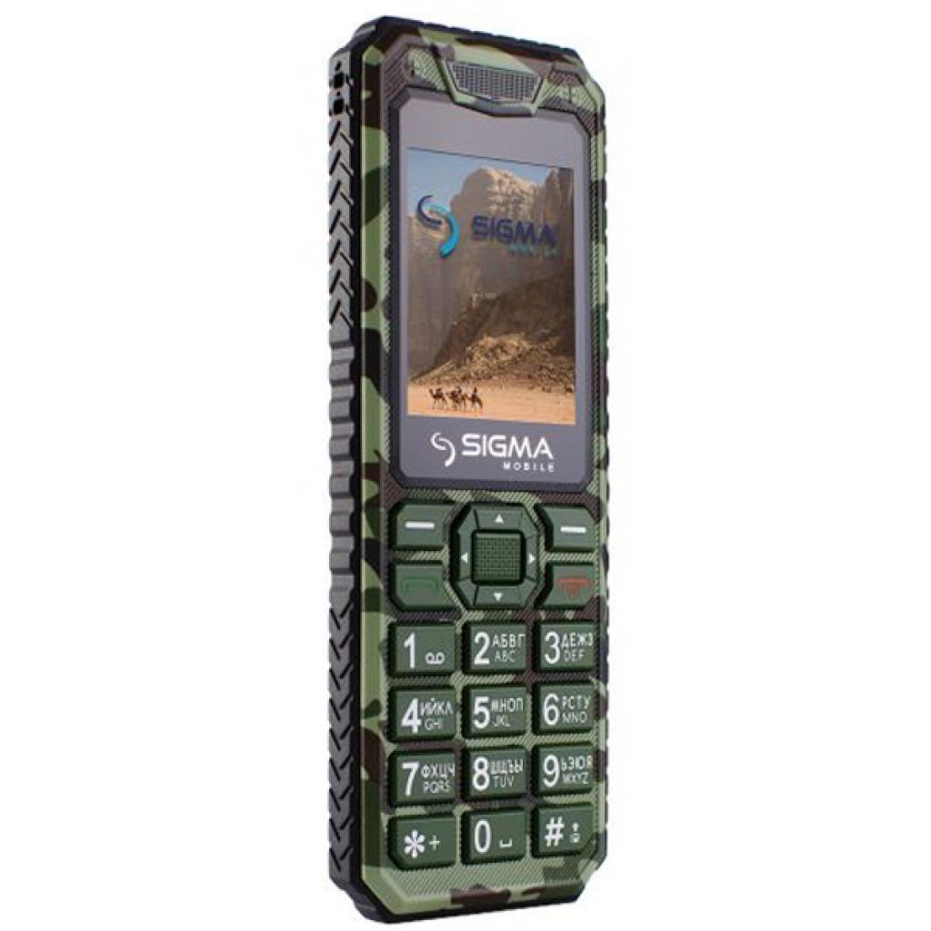 Мобильный телефон Sigma X-style 11 Dual Sim Green Camouflage (4827798327210) изображение 4