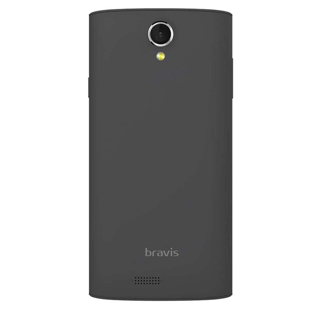 Мобильный телефон Bravis A501 Bright Black изображение 2