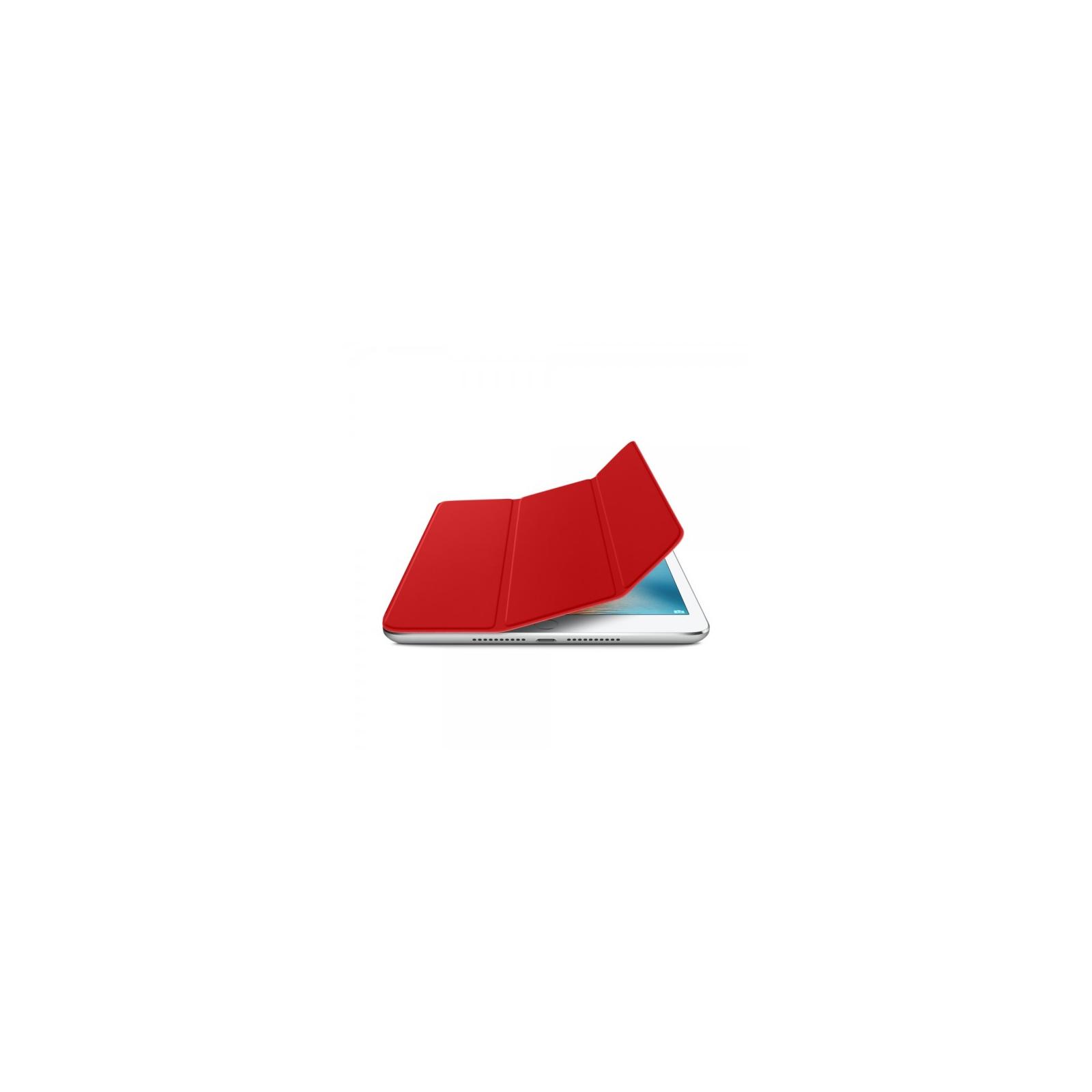 Чехол для планшета Apple Smart Cover для iPad mini 4 Red (MKLY2ZM/A) изображение 2