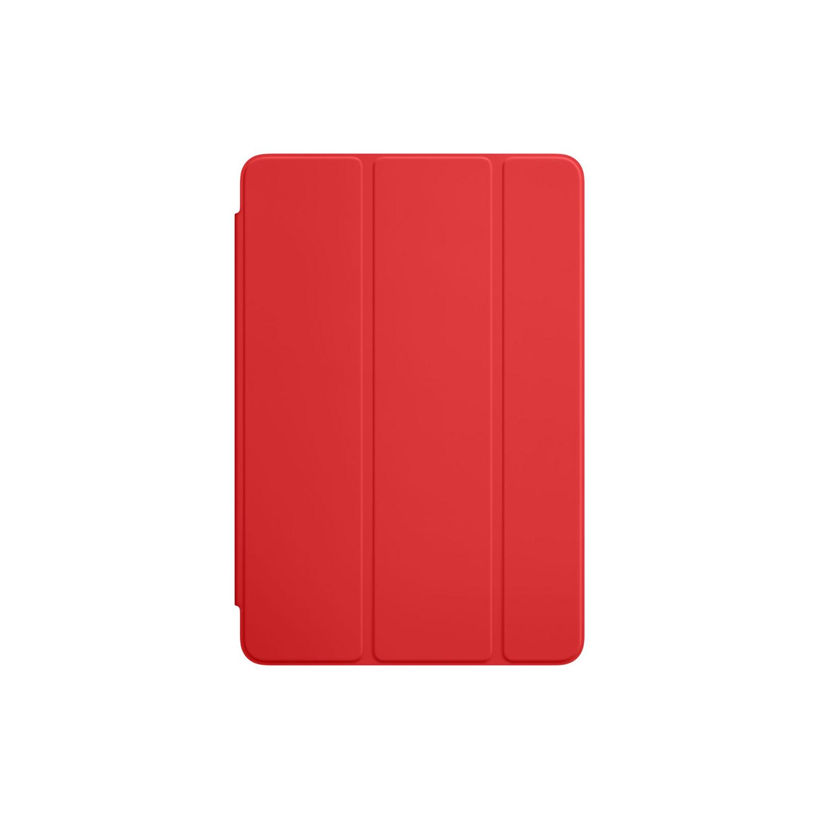 Чехол для планшета Apple Smart Cover для iPad mini 4 Red (MKLY2ZM/A)