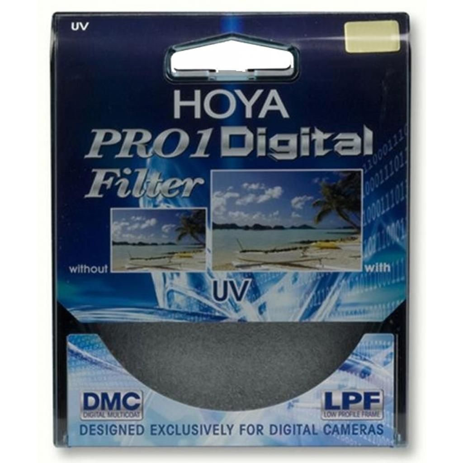 Светофильтр Hoya UV Pro1 Digital 55mm (0024066040152) изображение 2