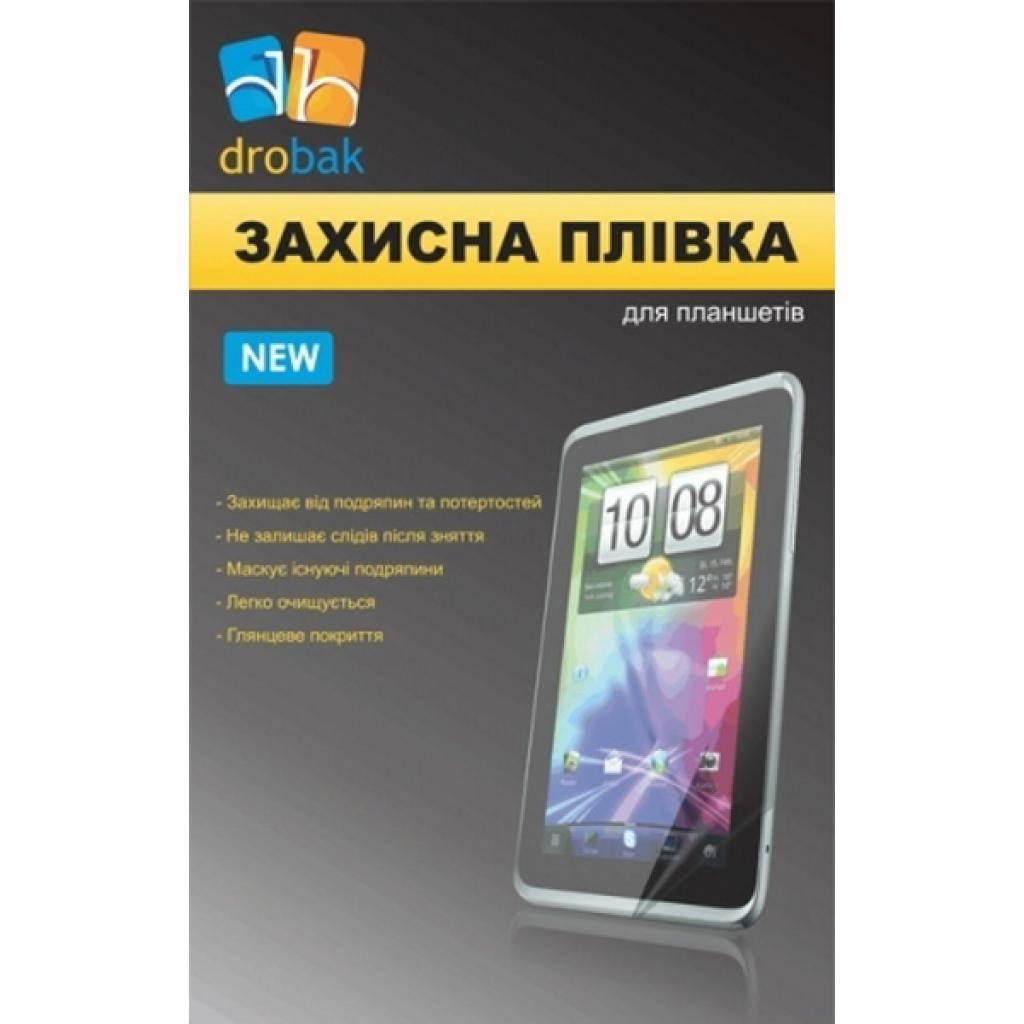 "Пленка защитная Drobak Универсальная для планшета 10.2"" 221 х 130 (502607)"