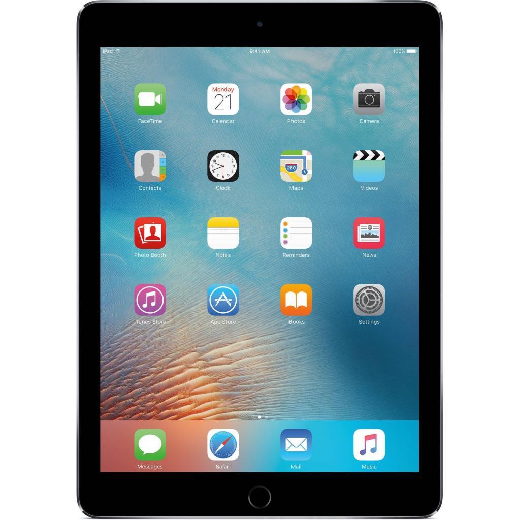 Планшет Apple A1674 iPad Pro 9.7-inch Wi-Fi 4G 256GB Space Gray (MLQ62RK/A)