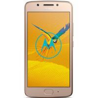 Мобильный телефон Motorola Moto G5 (XT1676) 16Gb Gold (PA610071UA)