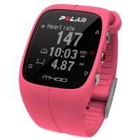 Фитнес браслет Polar M400 HR Pink (90057194)