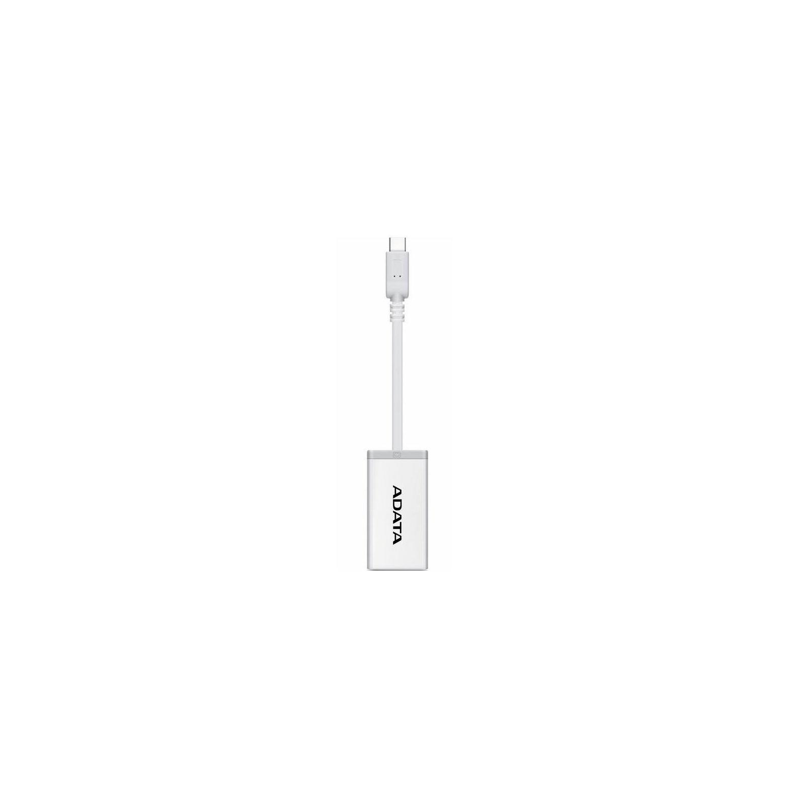 Переходник ADATA USB-C to VGA adapter (ACVGAPL-ADP-CWH) изображение 2