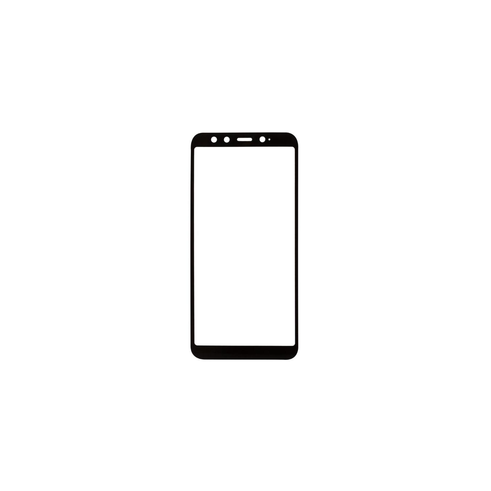 Стекло защитное MakeFuture для Xiaomi Mi6 Black Full Cover Full Glue (MGFCFG-XM6B) изображение 3