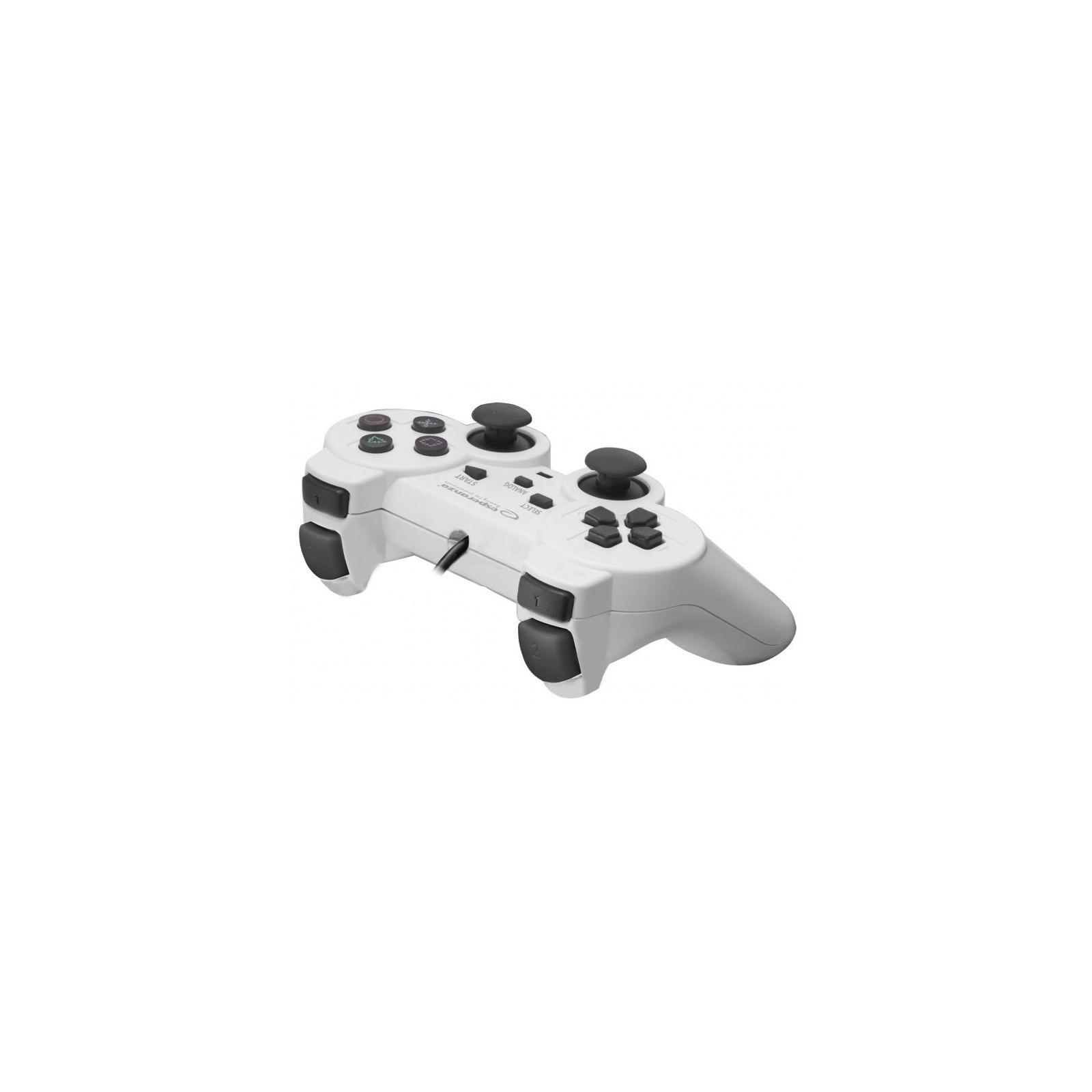 Геймпад Esperanza Trooper PS3/PC White (EGG107W) изображение 2