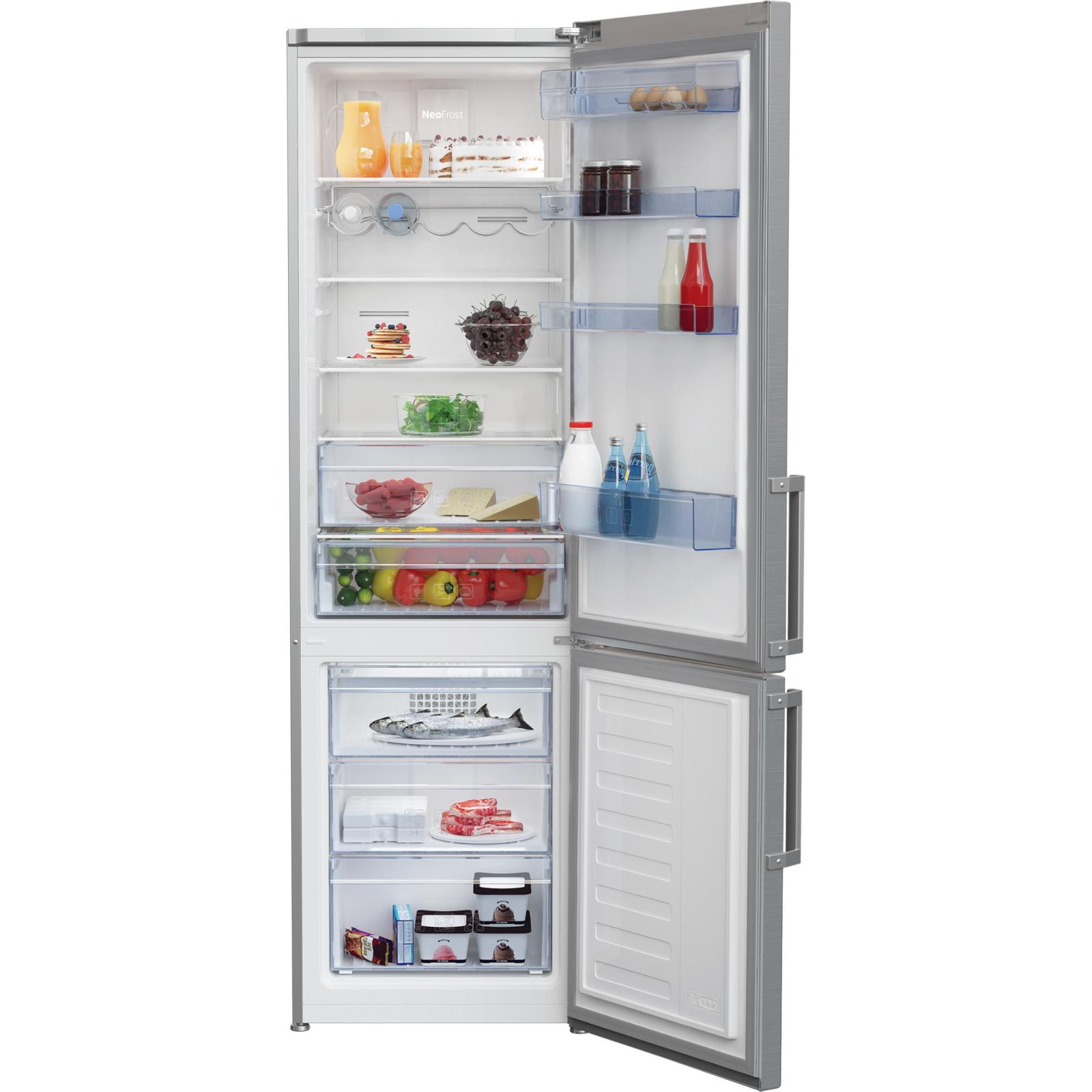 Холодильник BEKO RCNA400E21ZXP изображение 4