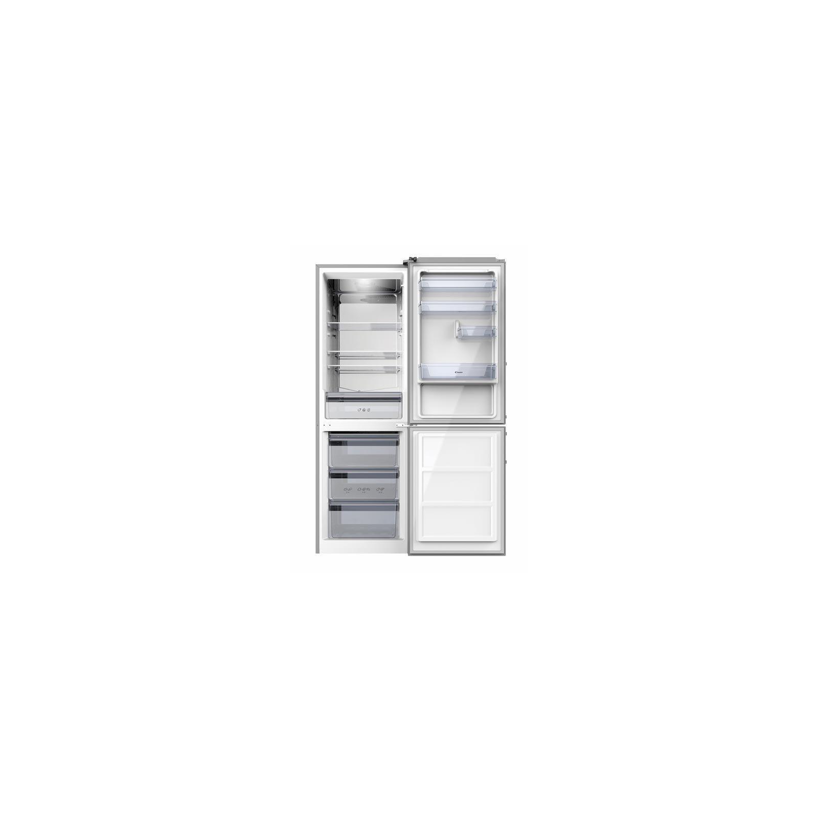 Холодильник CANDY CSSM6182XH изображение 2