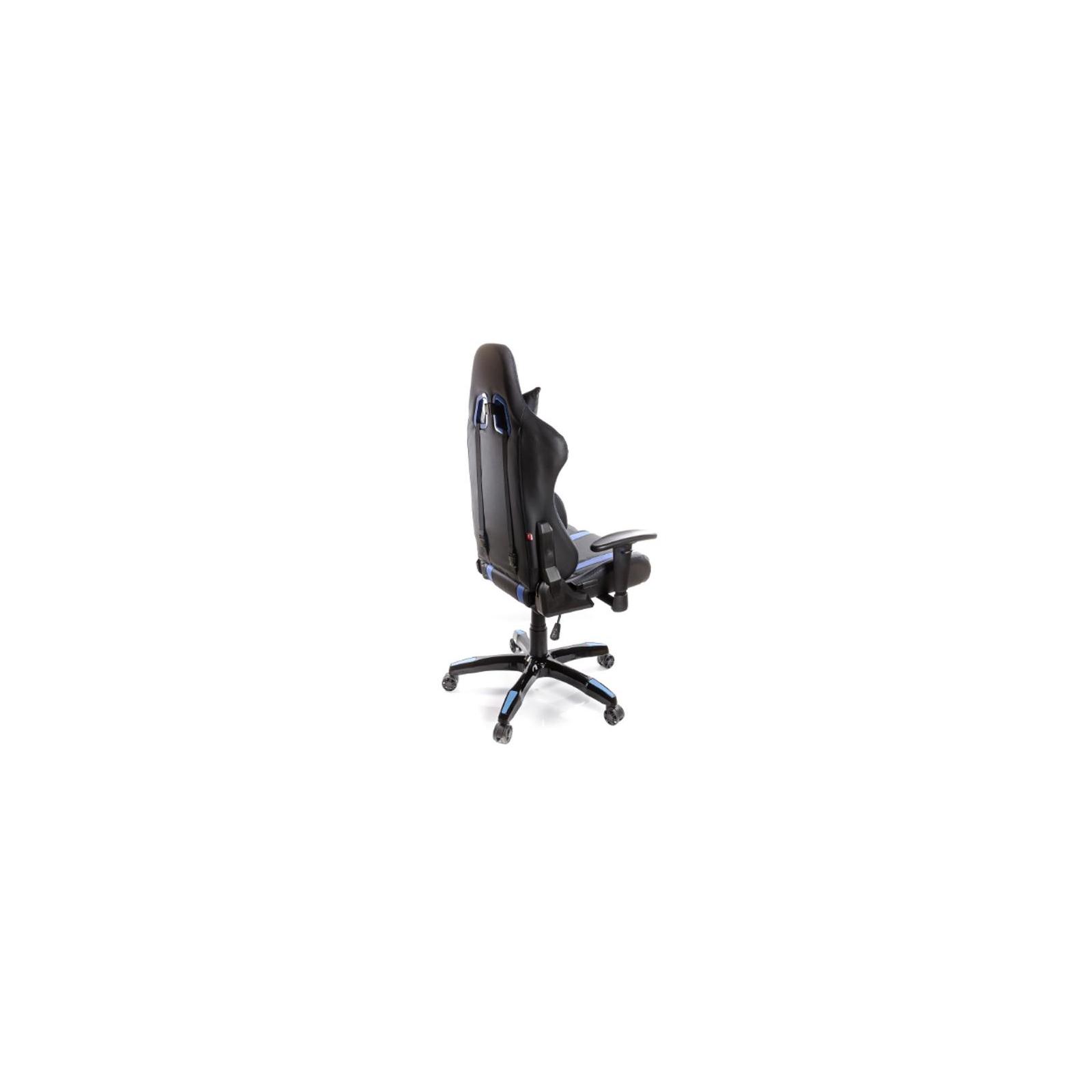 Кресло игровое АКЛАС Стрик PL RL Синее (06151) изображение 5