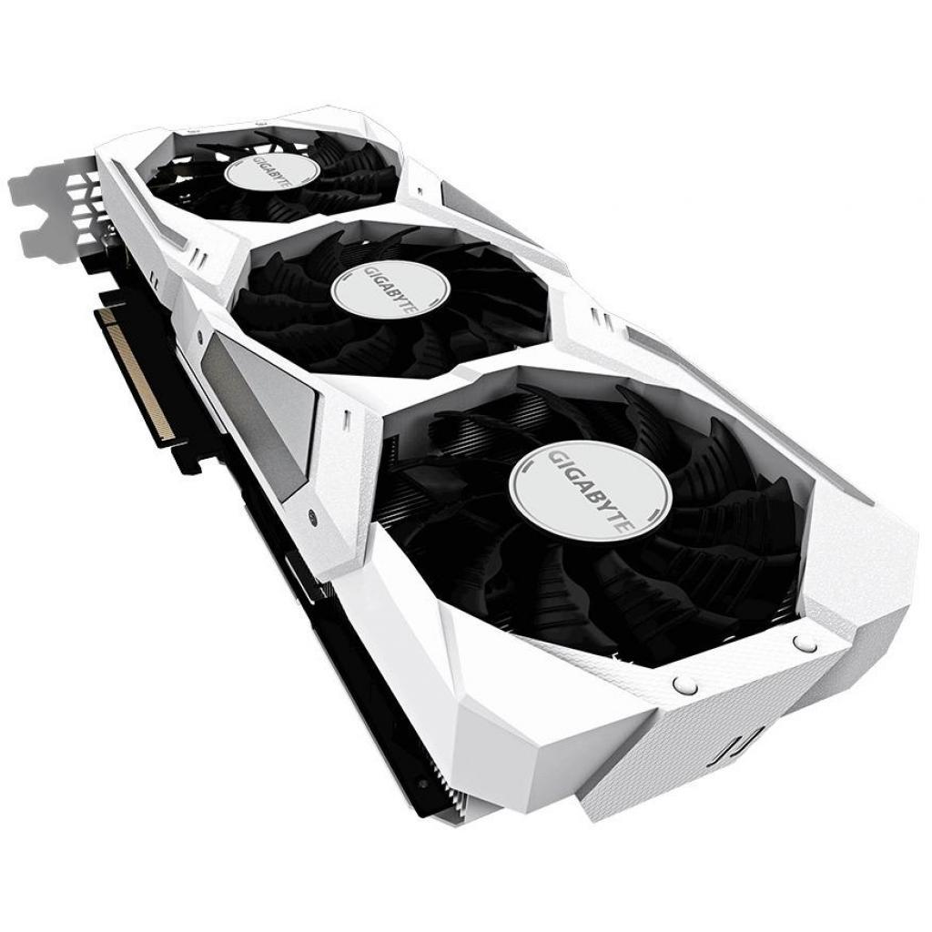 Видеокарта GIGABYTE GeForce RTX2080 8192Mb GAMING OC WHITE (GV-N2080GAMINGOC WHITE-8GC) изображение 3