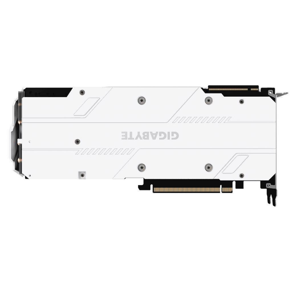 Видеокарта GIGABYTE GeForce RTX2080 8192Mb GAMING OC WHITE (GV-N2080GAMINGOC WHITE-8GC) изображение 5