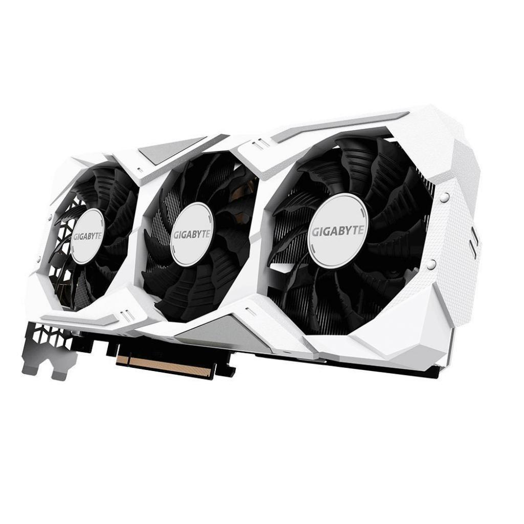 Видеокарта GIGABYTE GeForce RTX2080 8192Mb GAMING OC WHITE (GV-N2080GAMINGOC WHITE-8GC) изображение 6