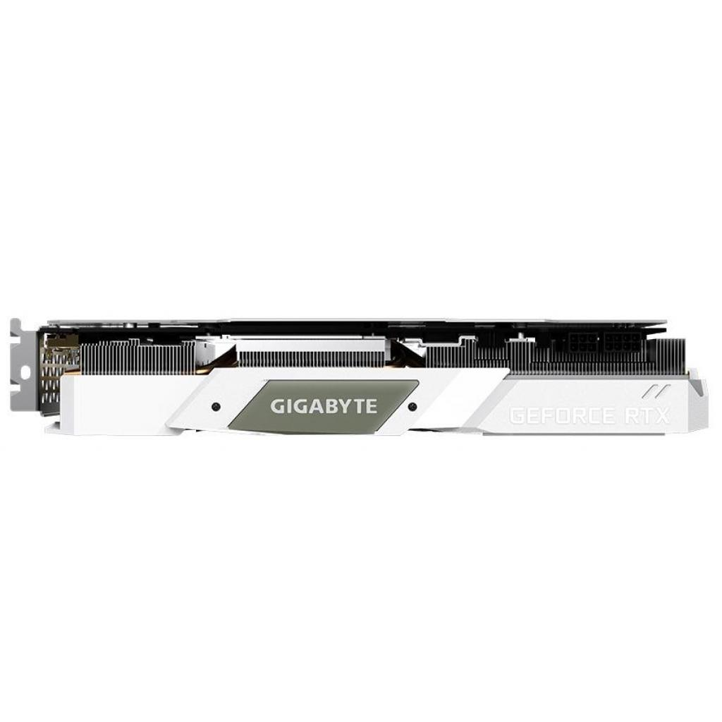 Видеокарта GIGABYTE GeForce RTX2080 8192Mb GAMING OC WHITE (GV-N2080GAMINGOC WHITE-8GC) изображение 7