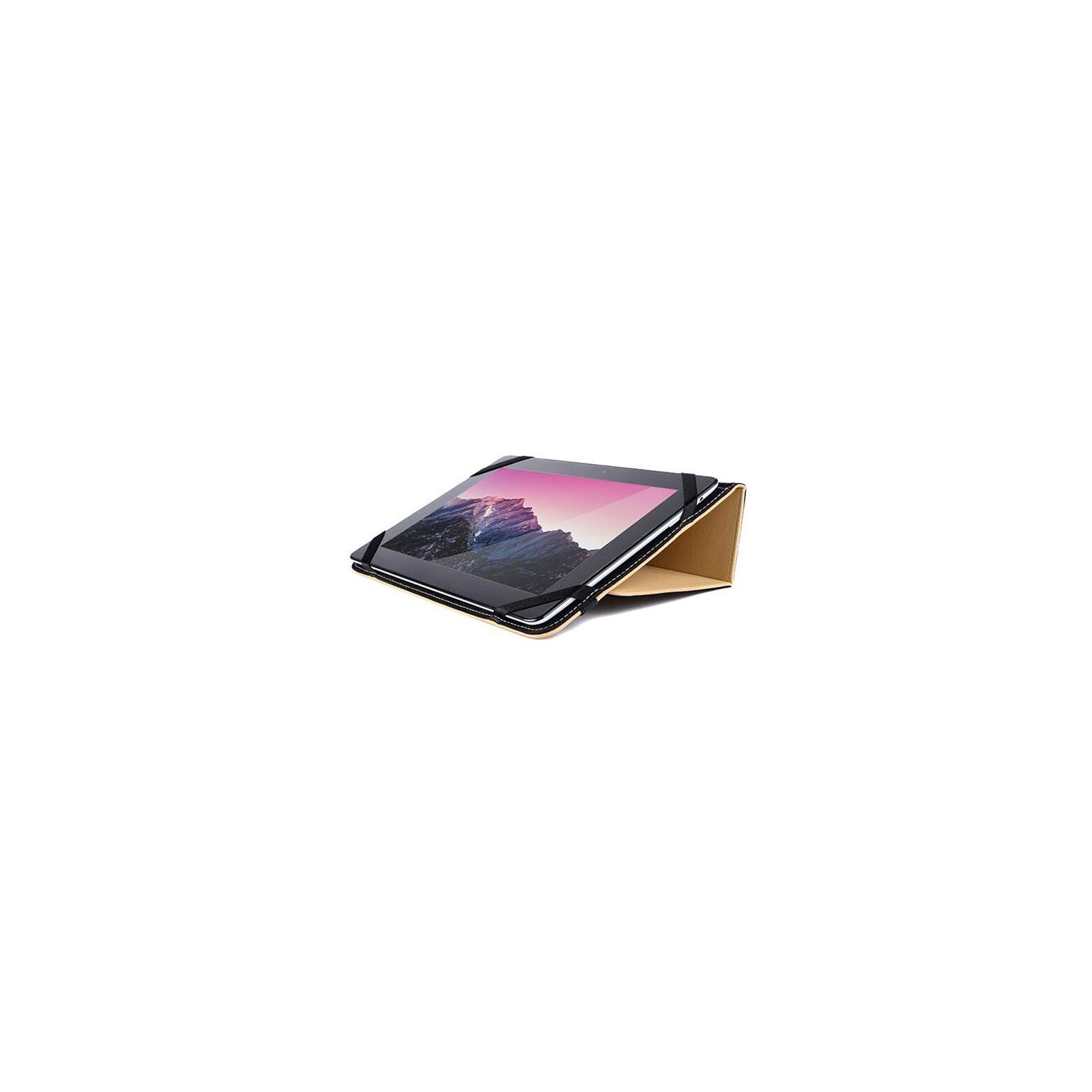 """Чехол для планшета Drobak 10""""-10.1"""" олень с колокольчиком (Beige) (446802) изображение 4"""