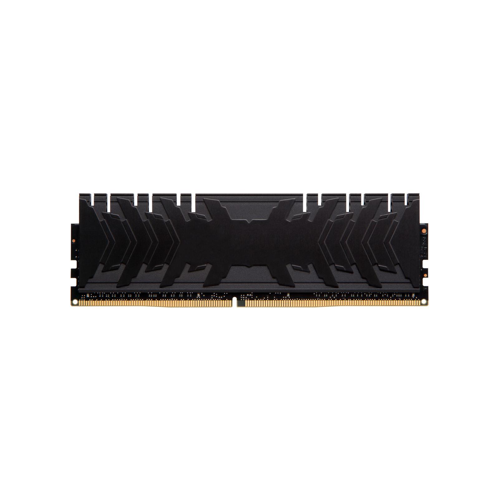 Модуль пам'яті для комп'ютера DDR4 8GB 3600 MHz HyperX Predator Kingston (HX436C17PB4/8) зображення 2