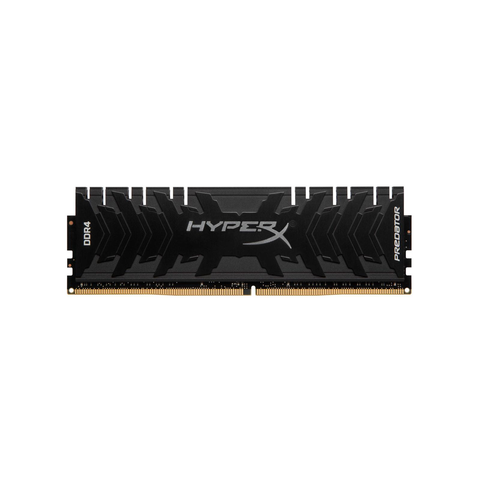 Модуль пам'яті для комп'ютера DDR4 8GB 3600 MHz HyperX Predator Kingston (HX436C17PB4/8)