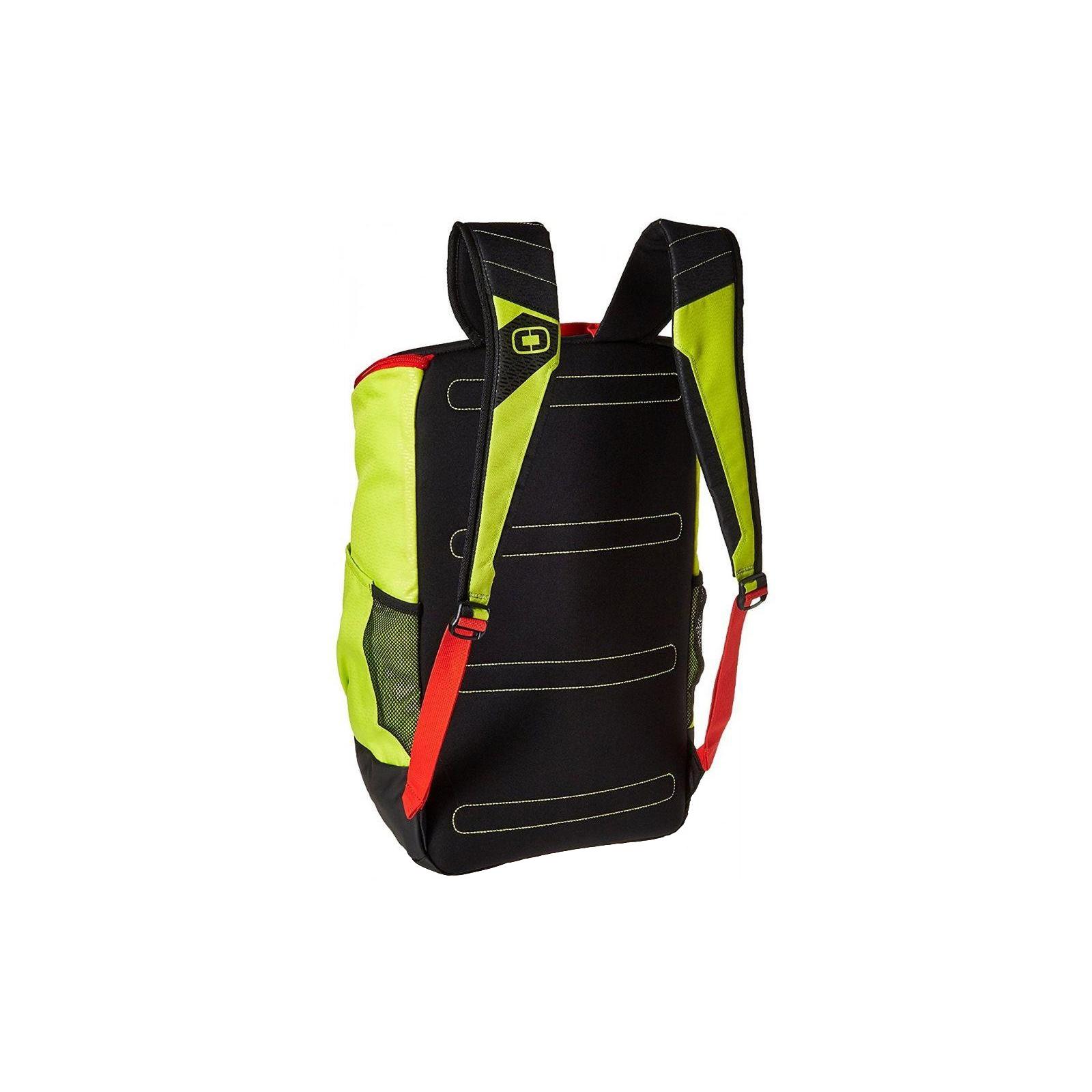 """Рюкзак для ноутбука Ogio 15.6"""" C4 SPORT Pack Cyber Blue (111121.771) изображение 3"""