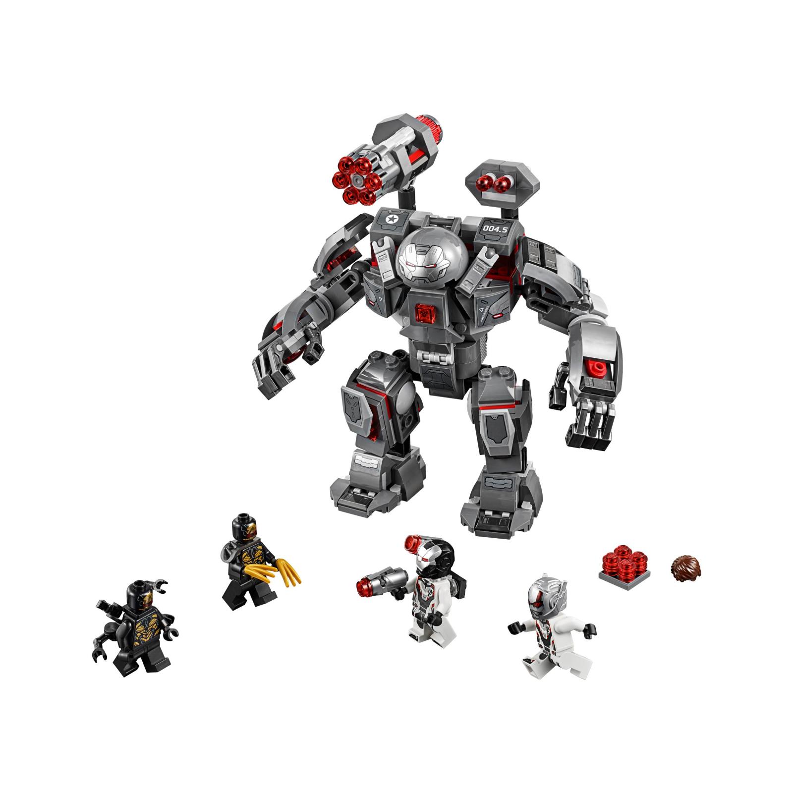 Конструктор LEGO Super Heroes Marvel Comics Воитель 362 детали (76124) изображение 2