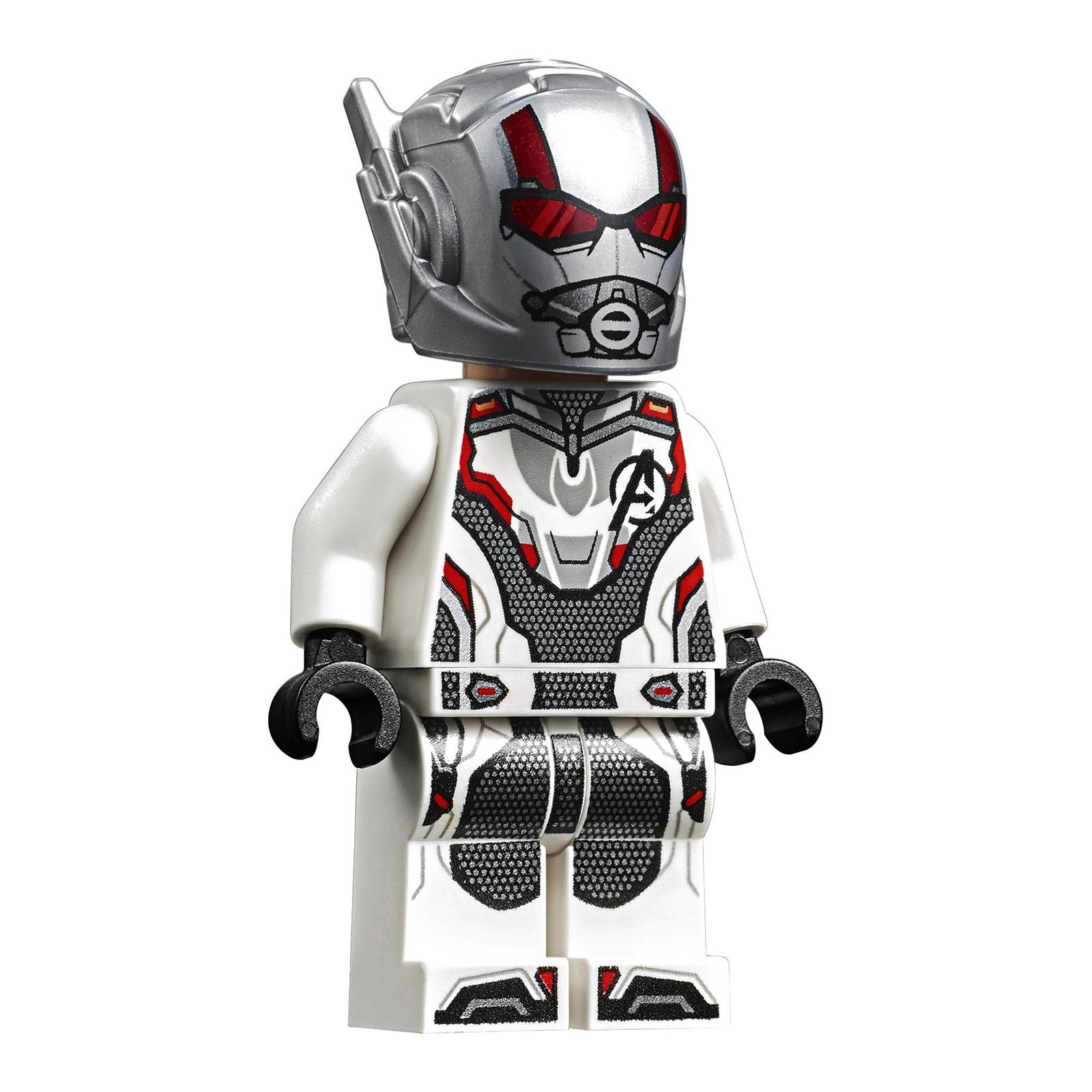 Конструктор LEGO Super Heroes Marvel Comics Воитель 362 детали (76124) изображение 5