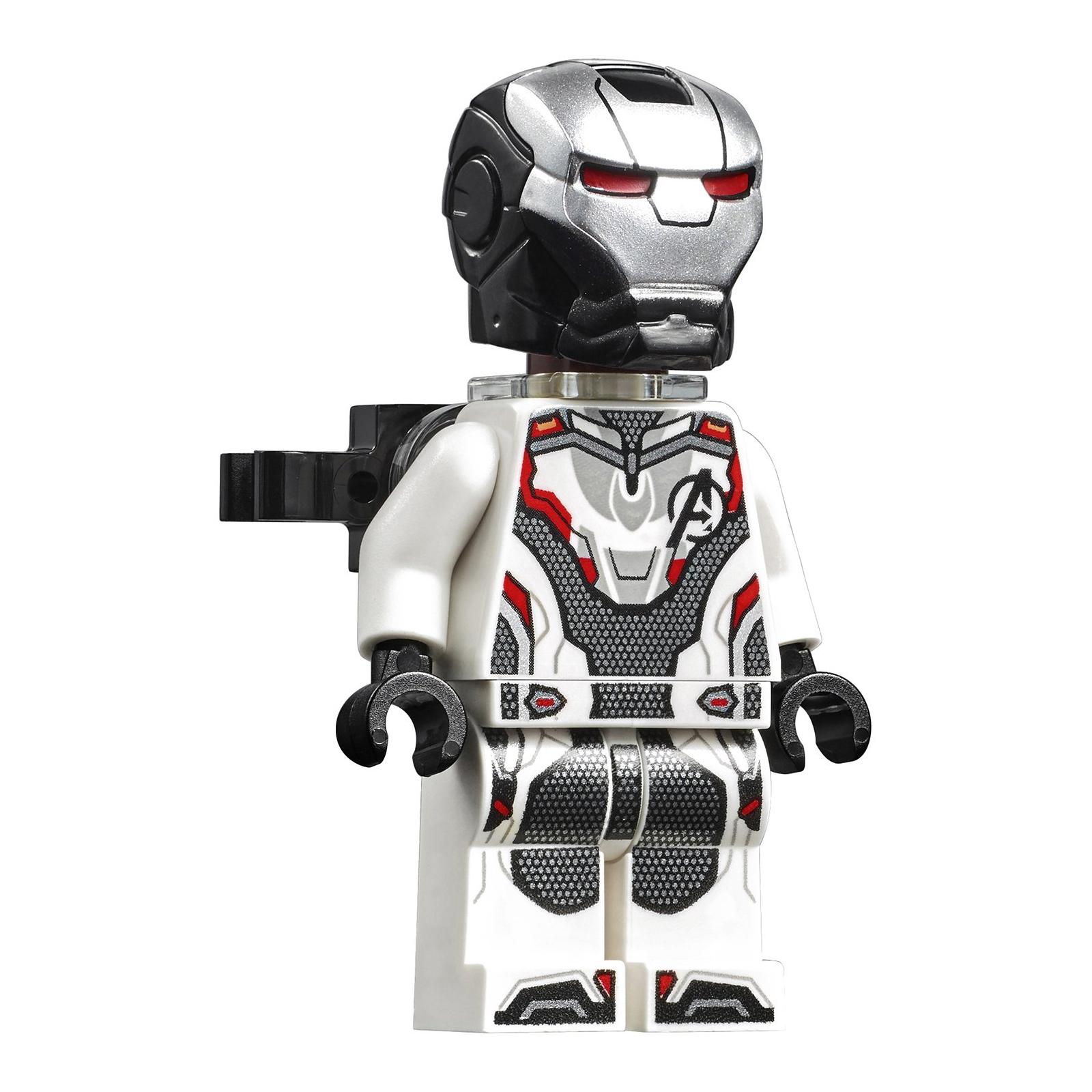 Конструктор LEGO Super Heroes Marvel Comics Воитель 362 детали (76124) изображение 6