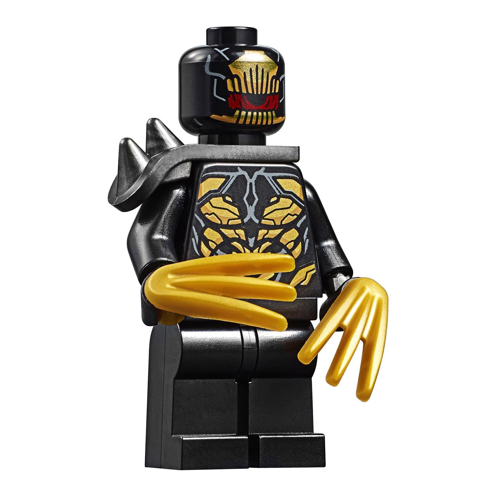 Конструктор LEGO Super Heroes Marvel Comics Воитель 362 детали (76124) изображение 8