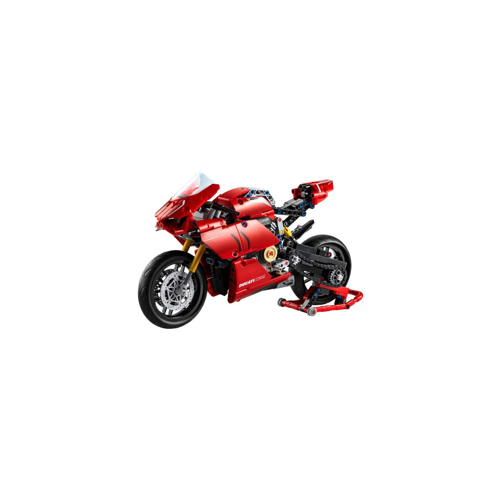 Конструктор LEGO Technic Ducati Panigale V4 R 0 646 детали (42107) изображение 2