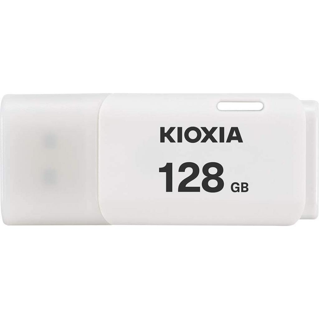 USB флеш накопитель Kioxia 64GB U202 White USB 2.0 (LU202W064GG4)