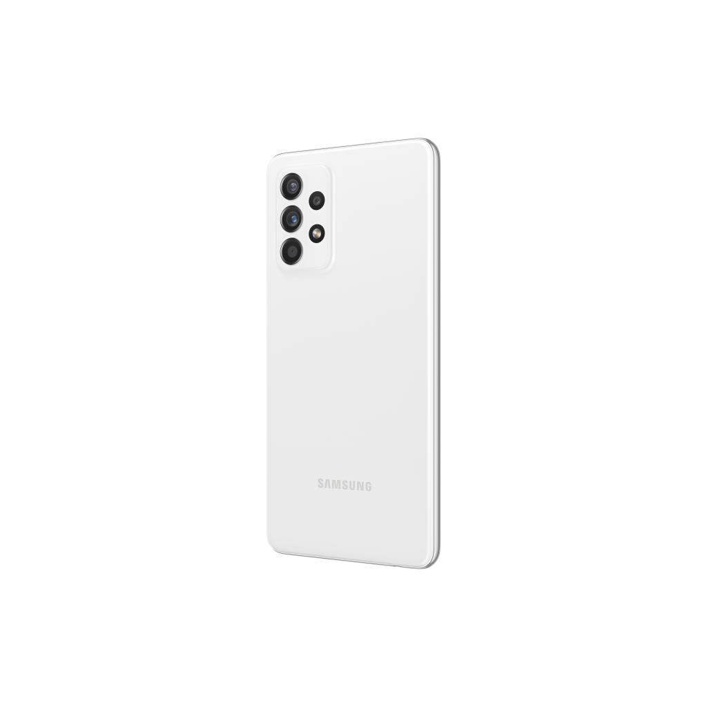 Мобільний телефон Samsung SM-A525F/128 (Galaxy A52 4/128Gb) White (SM-A525FZWDSEK) зображення 6