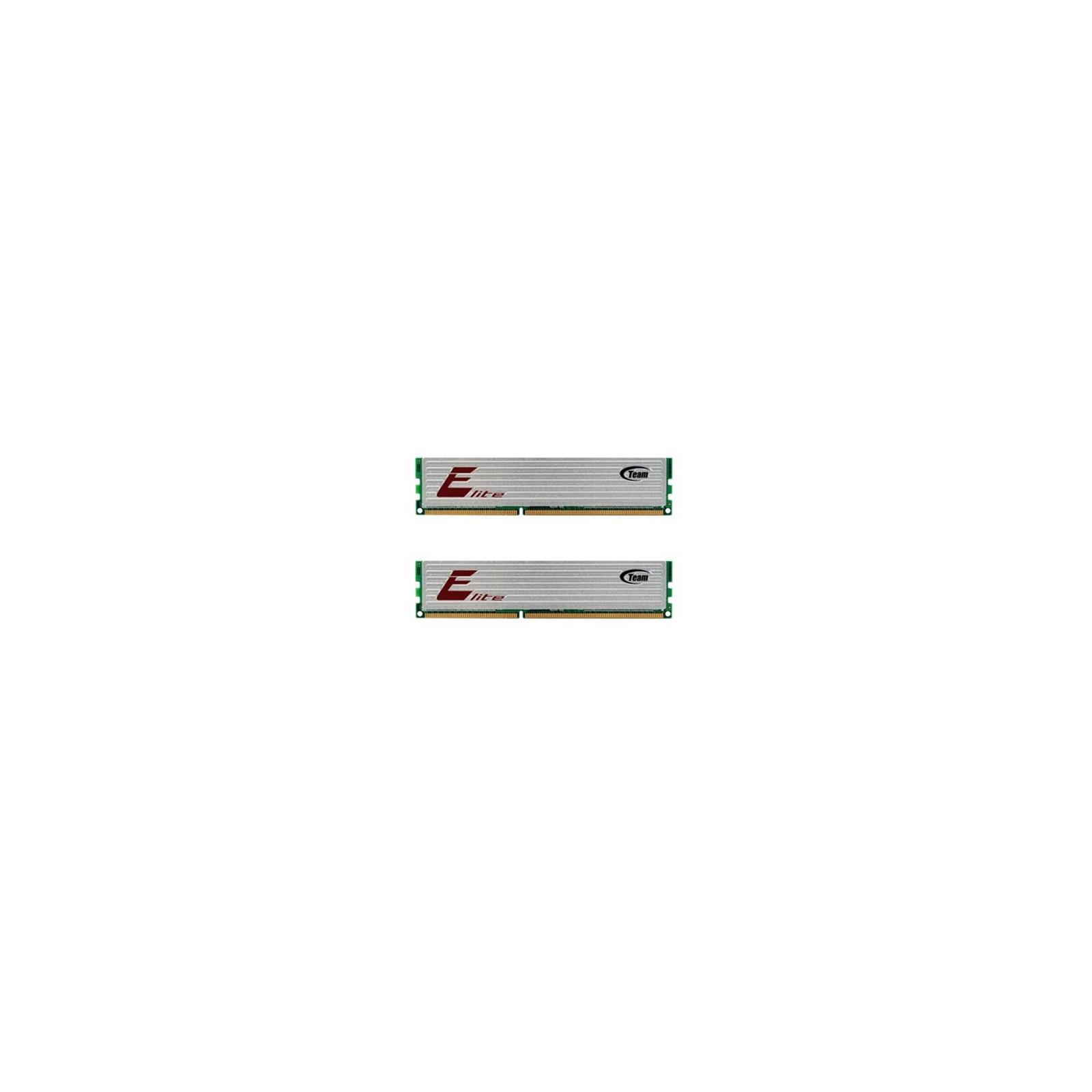 Модуль памяти для компьютера DDR3 4GB (2x2GB) 1600 MHz Team (TED34096M1600HC11DC)