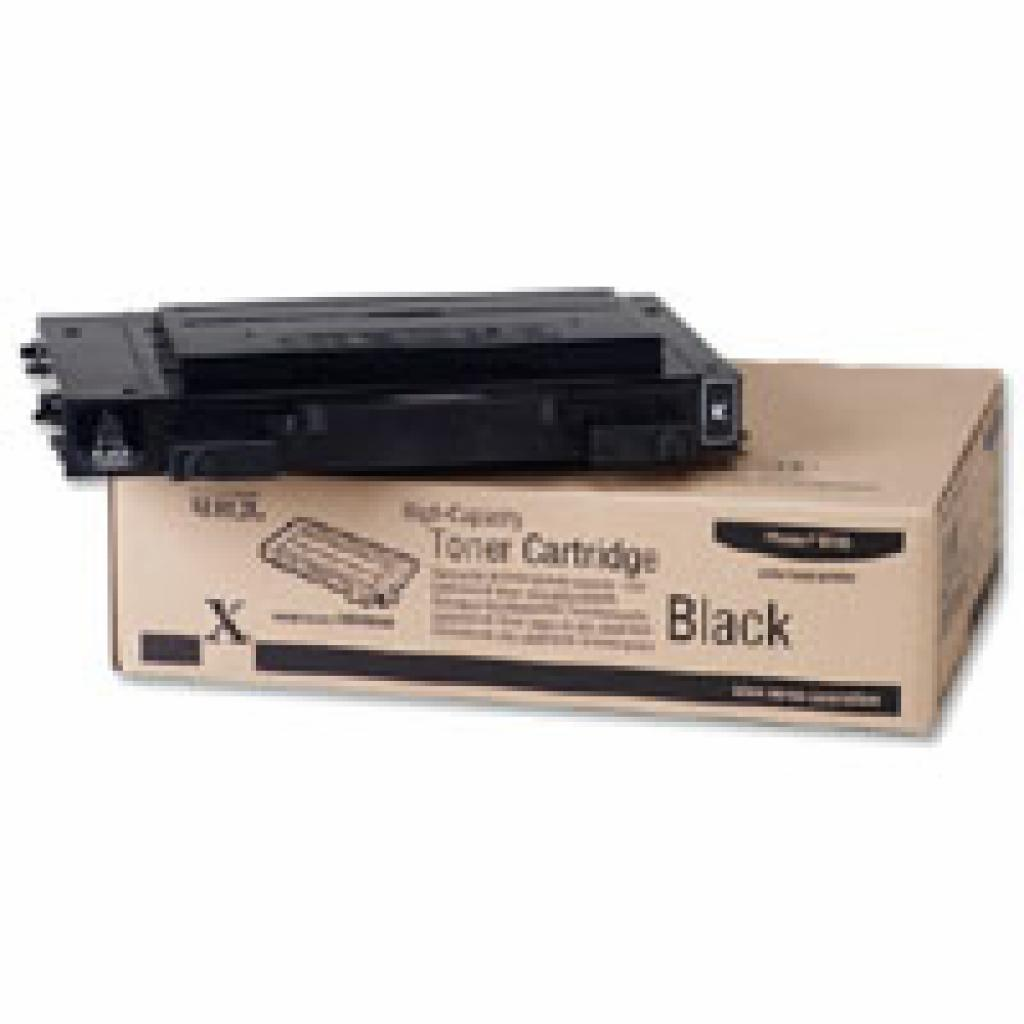 Тонер-картридж XEROX PH6100 (Max) Black (106R00684)