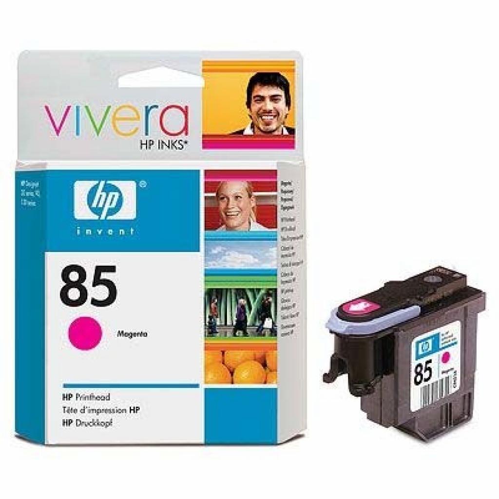 Печатающая головка HP №85 Magenta (DesignJ130/130nr) (C9421A)