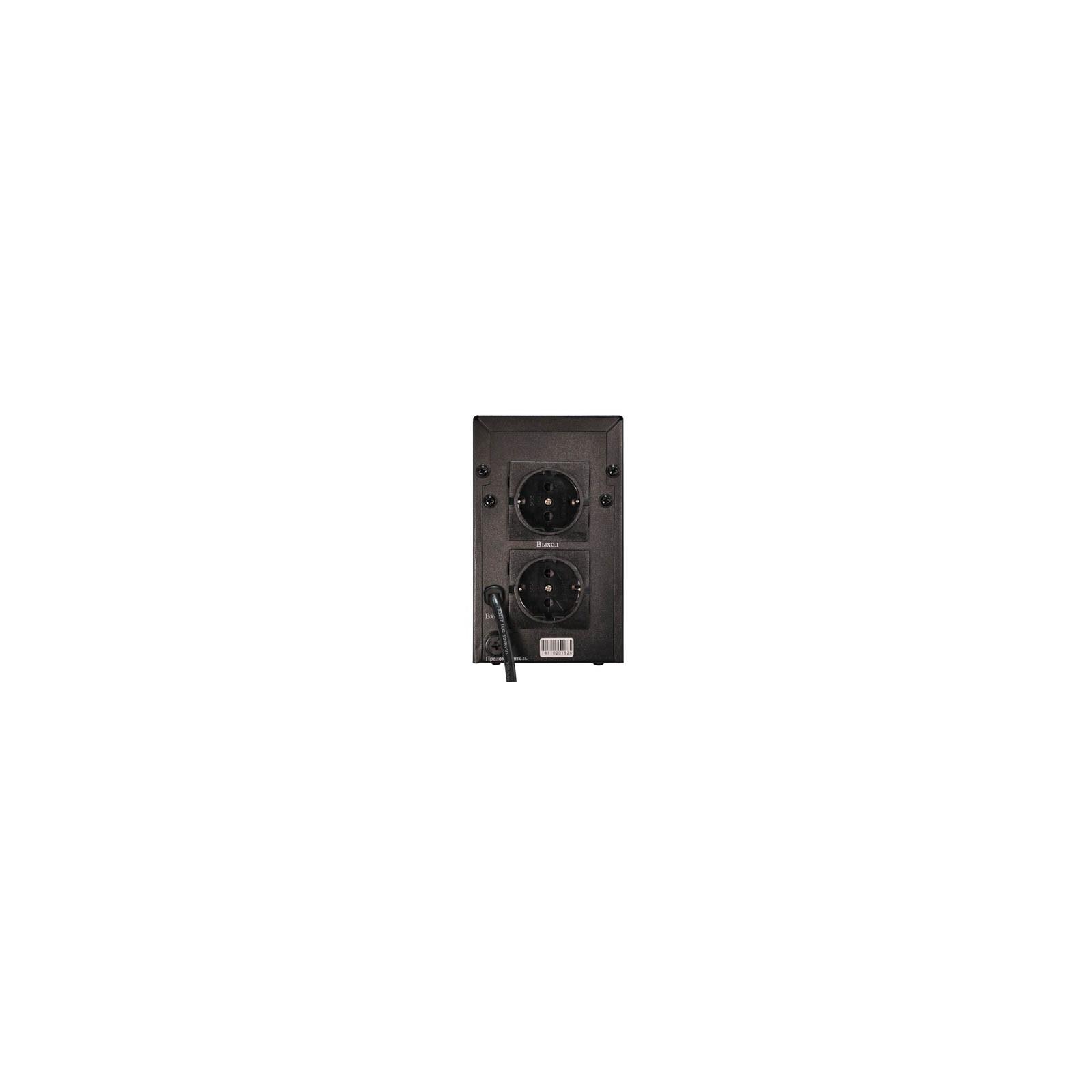 Источник бесперебойного питания KL650VA LCD (AVR) USB LogicPower (00001454) изображение 2