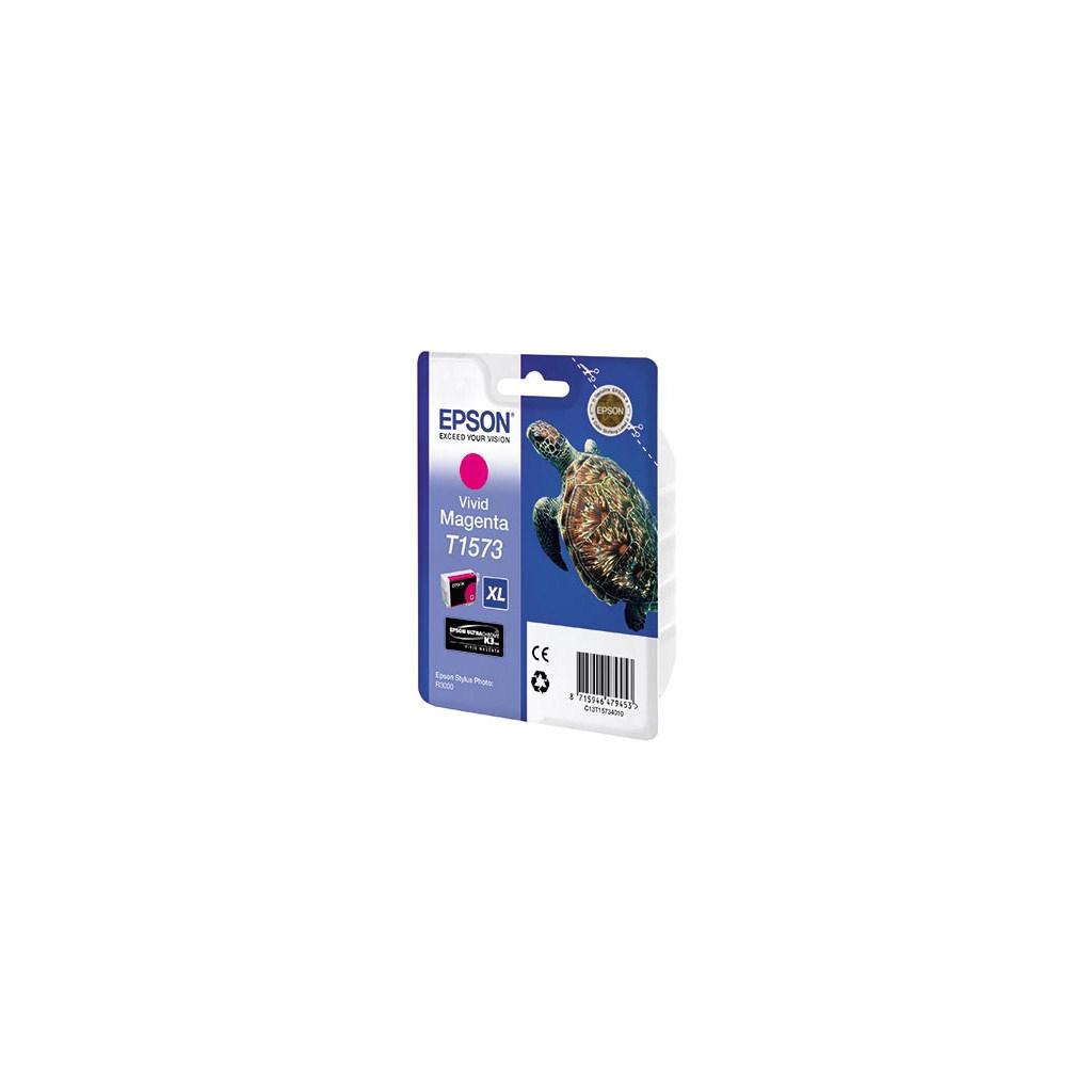 Картридж EPSON StPhoto R3000 Vivid Magenta (C13T15734010)