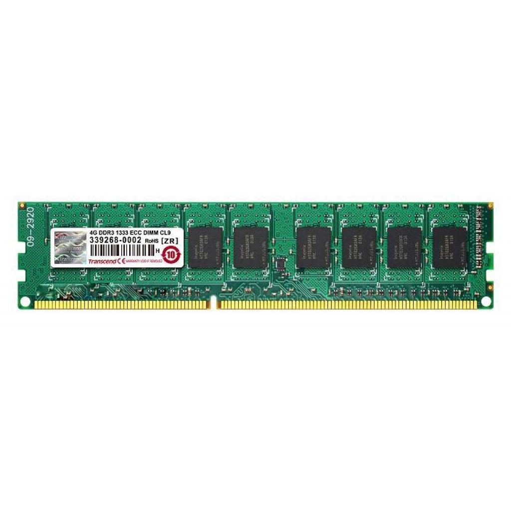Модуль памяти для сервера DDR3 4096Mb Transcend (TS512MLK72V3N)