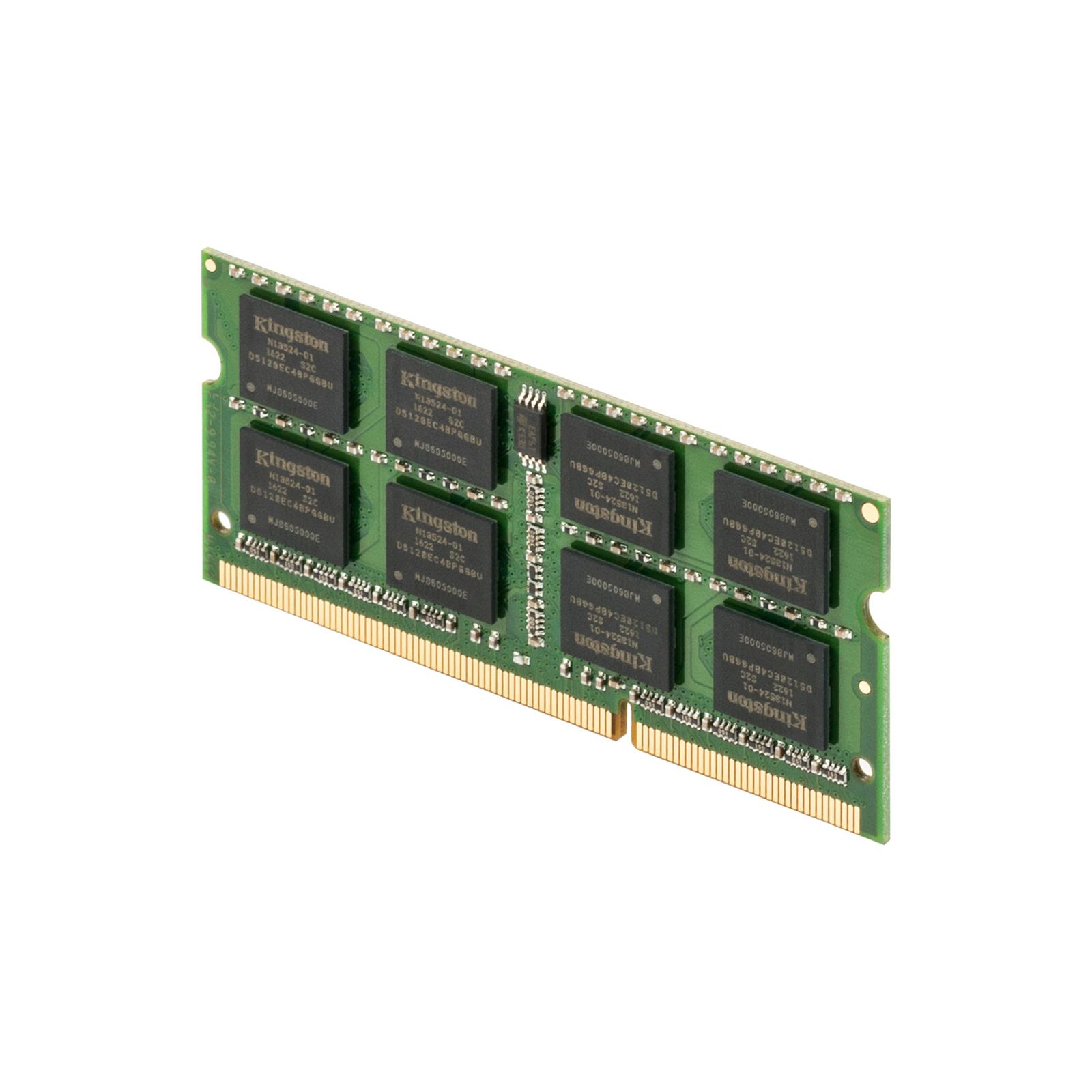 Модуль памяти для ноутбука SoDIMM DDR3 8GB 1600 MHz Kingston (KVR16S11/8) изображение 3