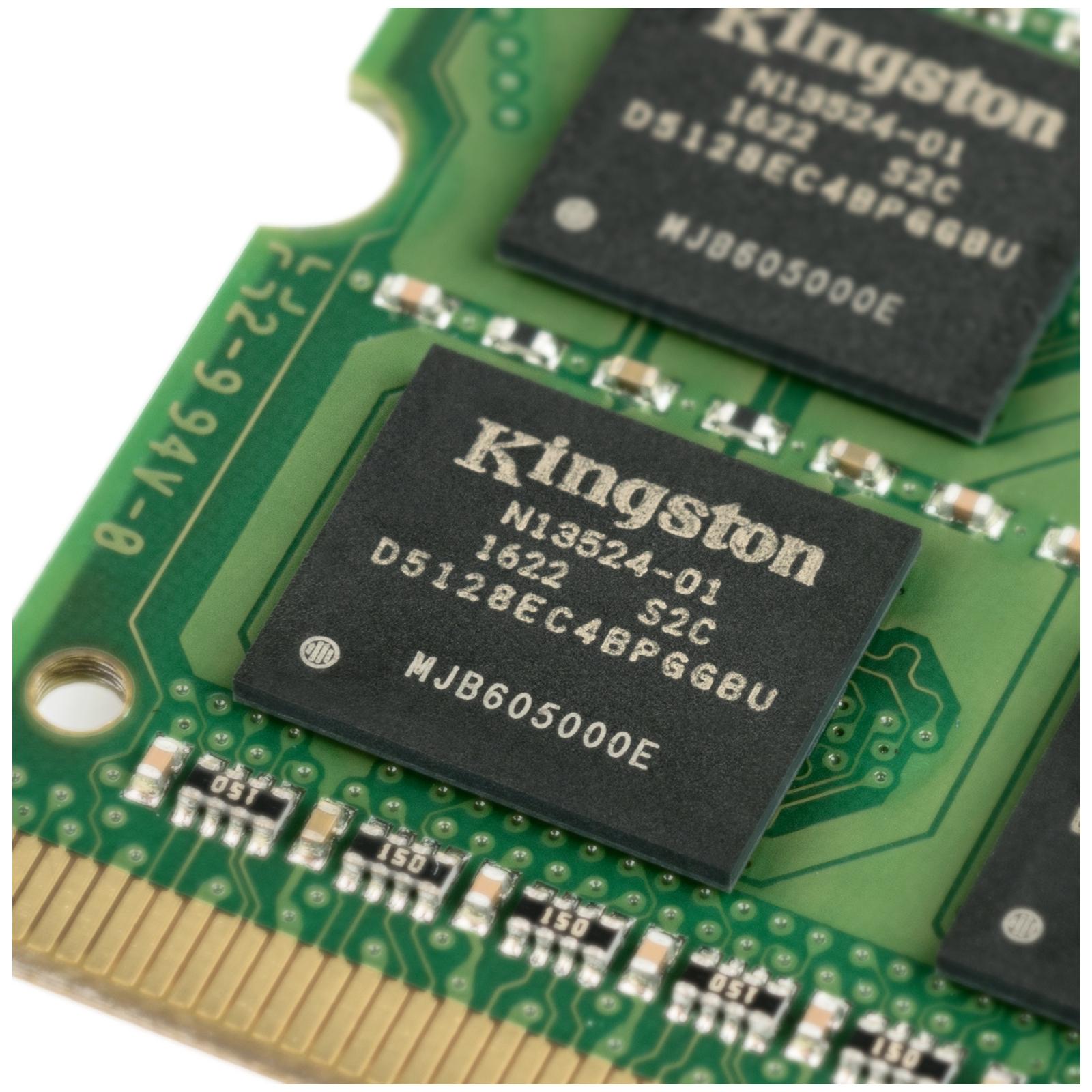 Модуль памяти для ноутбука SoDIMM DDR3 8GB 1600 MHz Kingston (KVR16S11/8) изображение 4