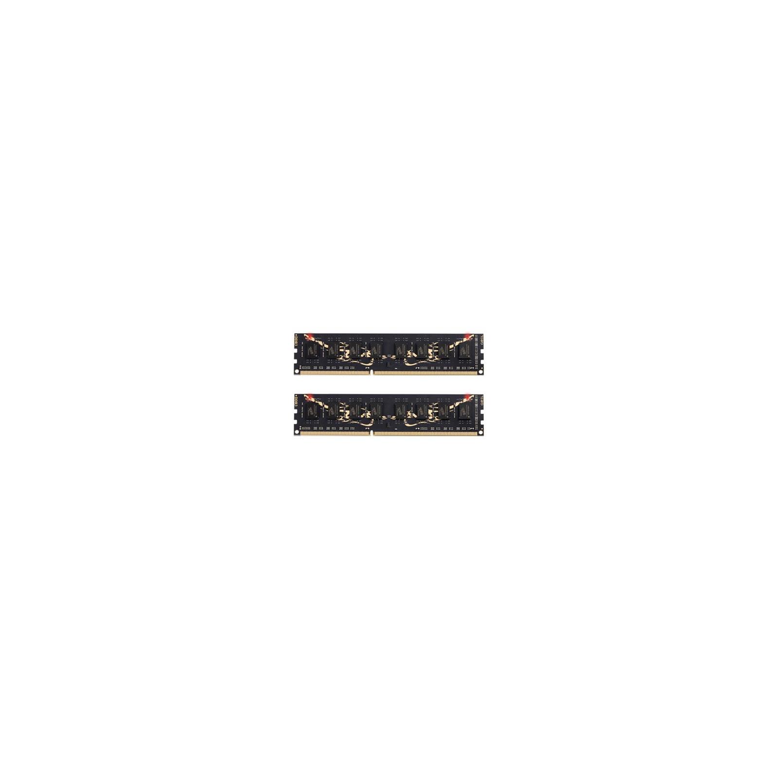 Модуль памяти для компьютера DDR3 8GB (2x4GB) 2133 MHz GEIL (GB38GB2133C11DC)