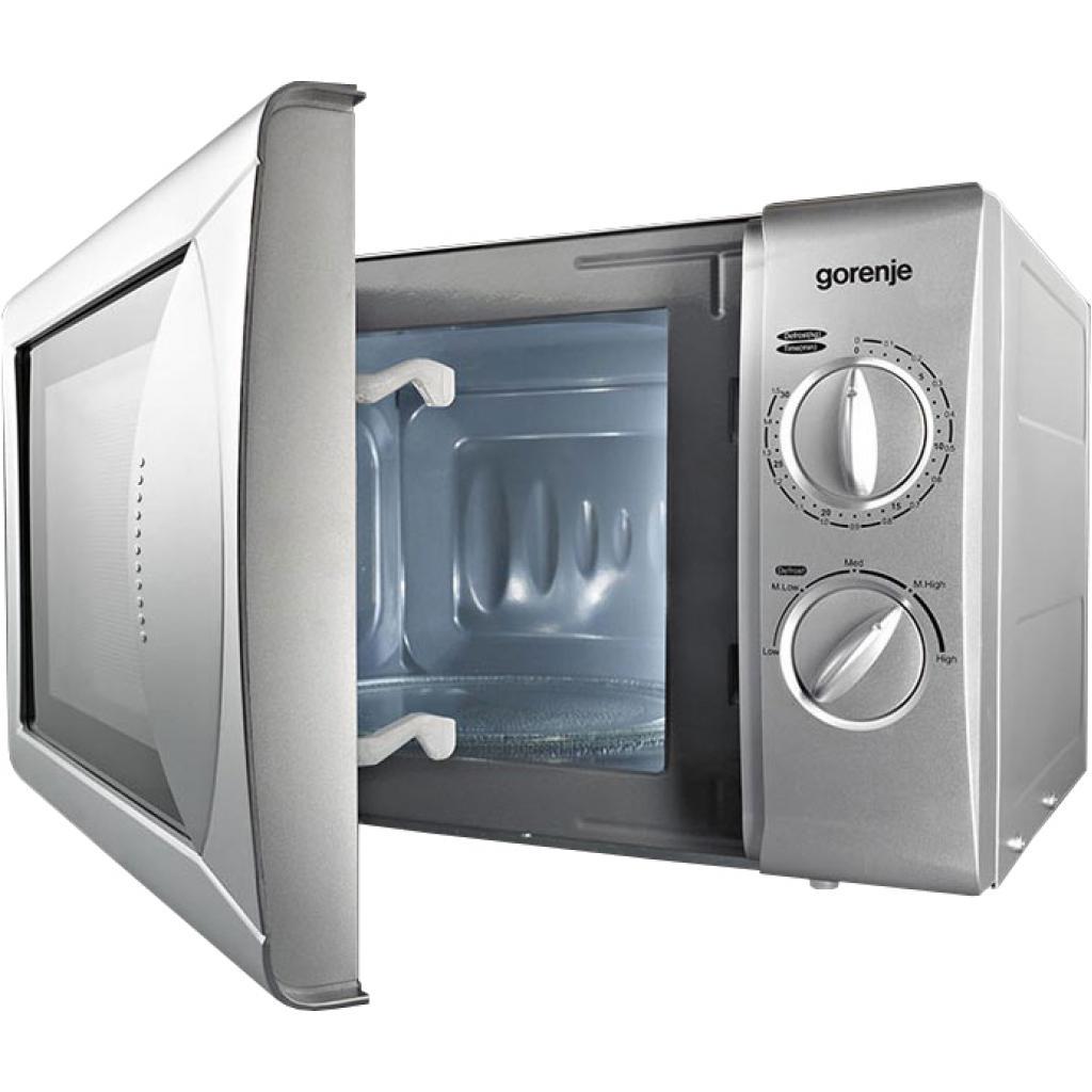Микроволновая печь Gorenje MO-200 MS (MO200MS) изображение 2