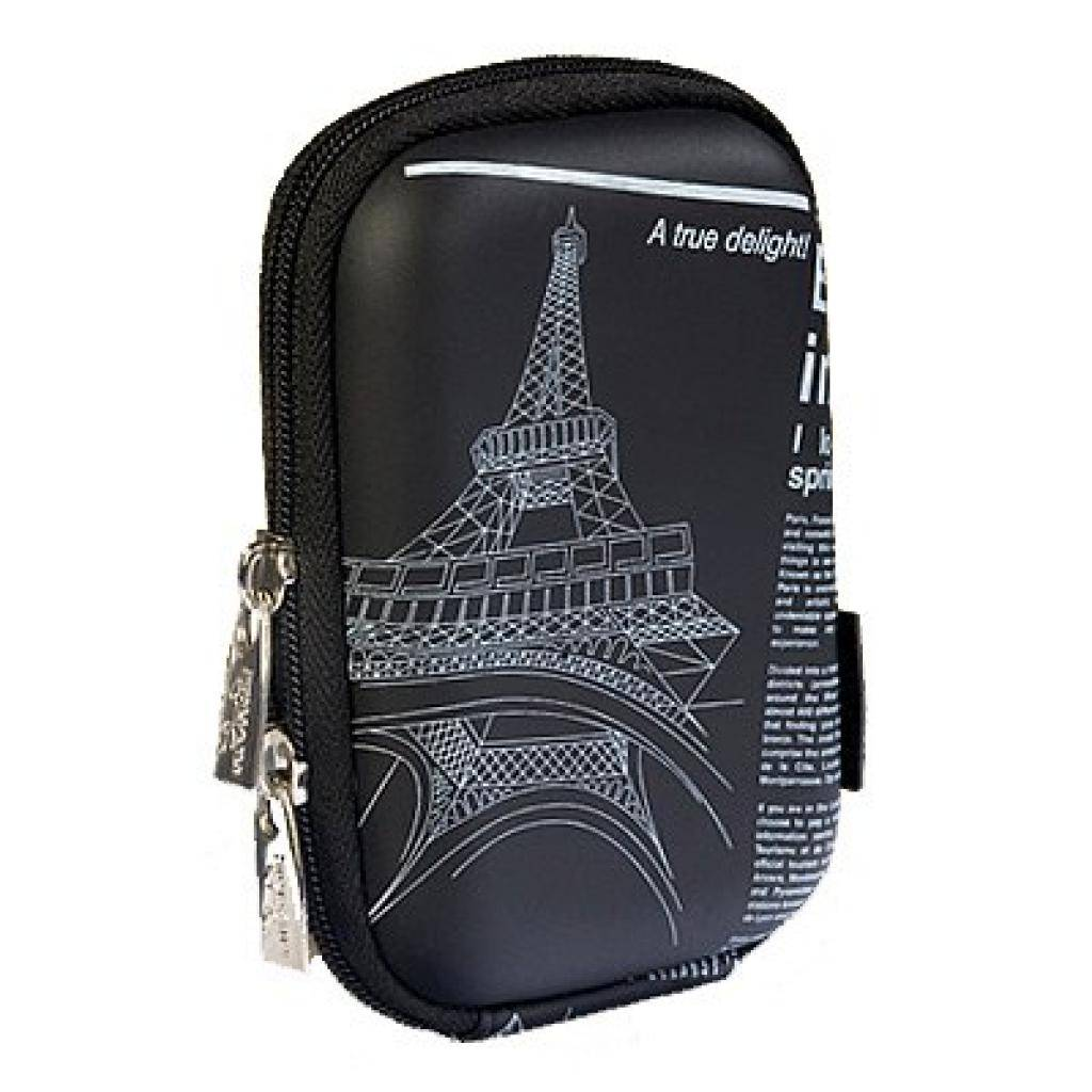 Фото-сумка RivaCase Digital Case (7103PU Black Newspap)