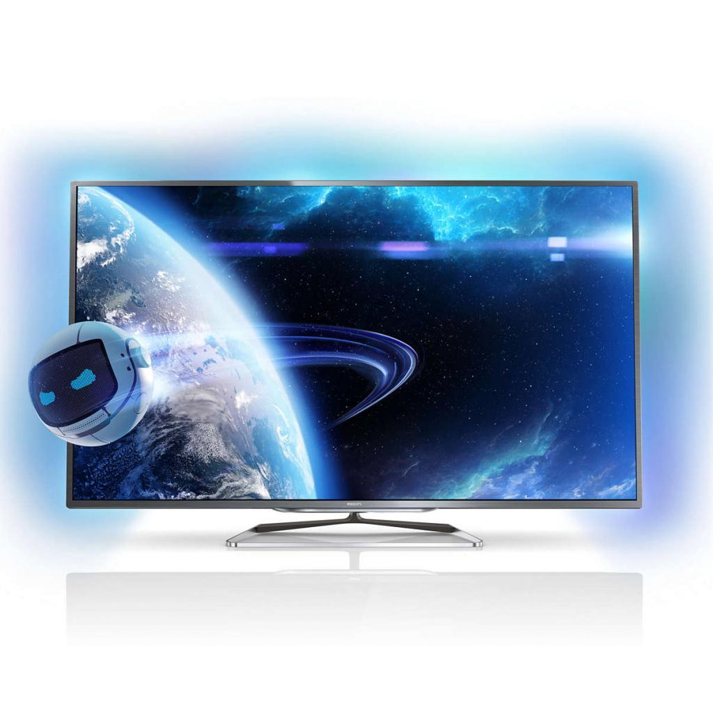 Телевизор PHILIPS 65PFL9708S/60