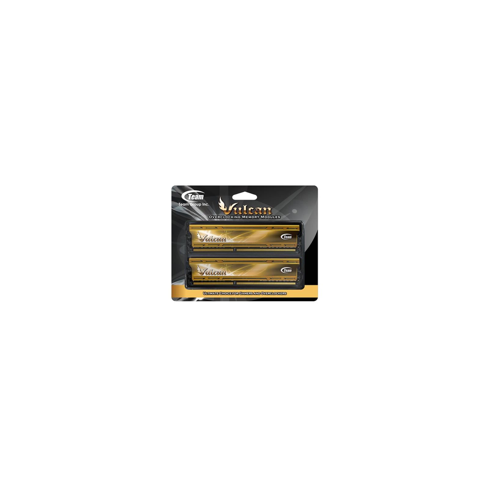 Модуль памяти для компьютера DDR3 8GB (2x4GB) 1600 MHz Team (TLYD38G1600HC9DC01) изображение 2